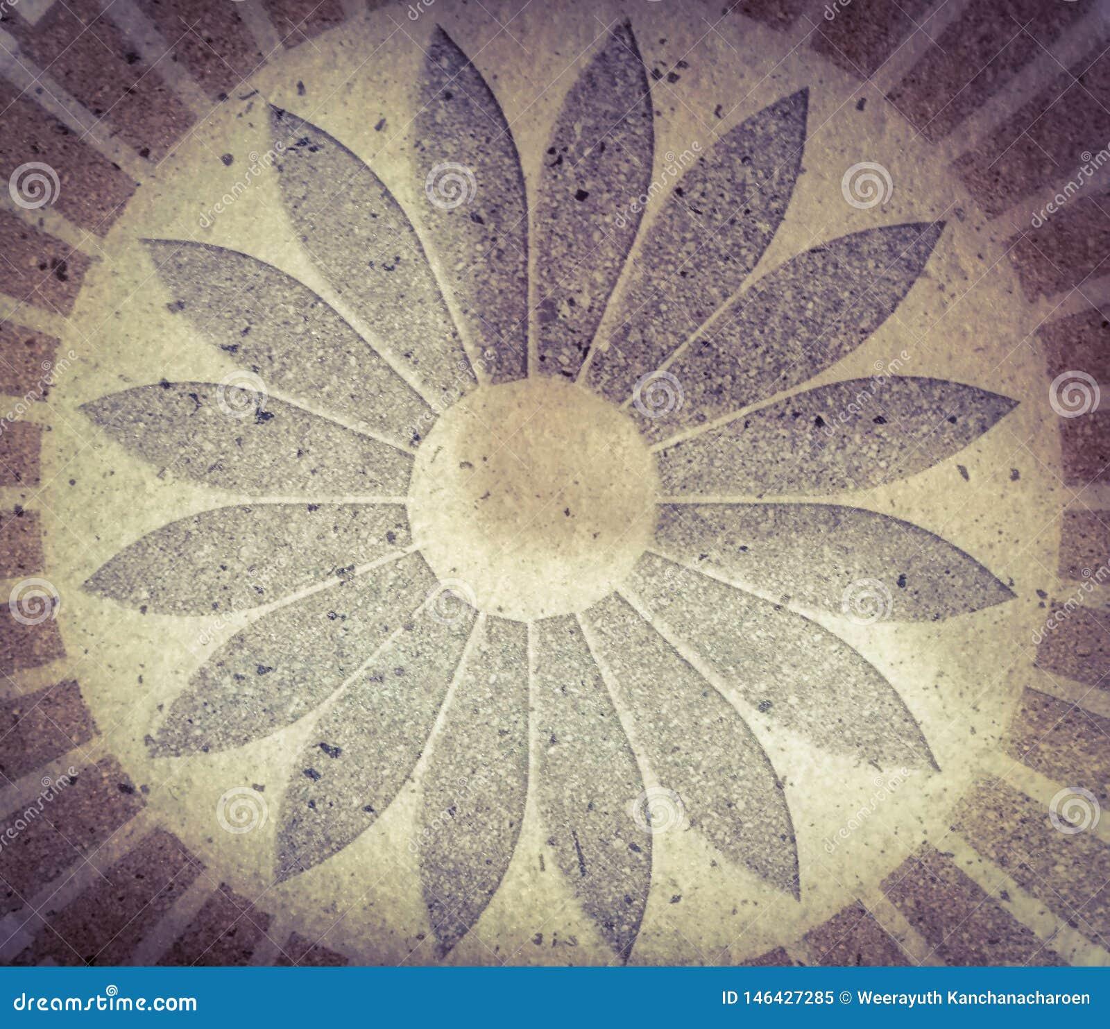 Le beau plan rapproch? donne ? la pierre de mur et au fond une consistance rugueuse abstraits de plancher de tuiles