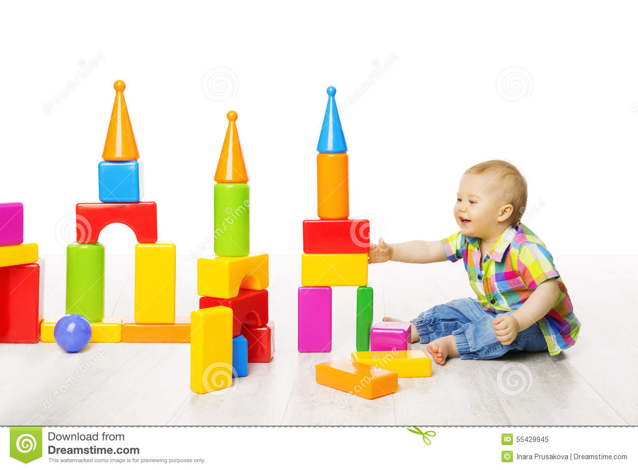 Children S Building Toys