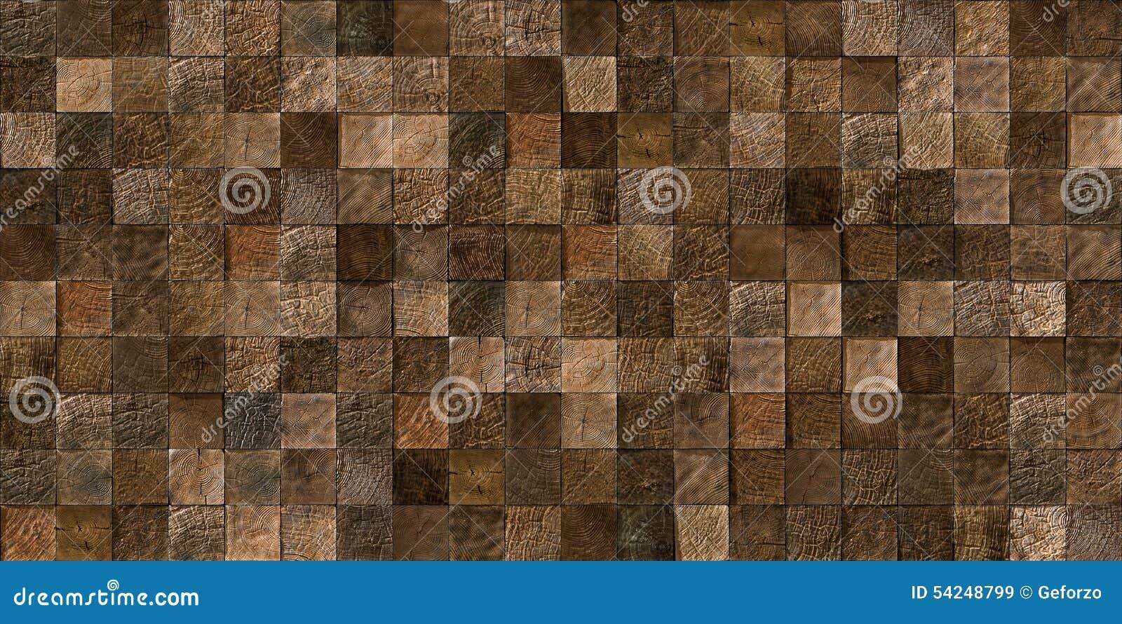 Le bois couvre de tuiles la texture sans couture