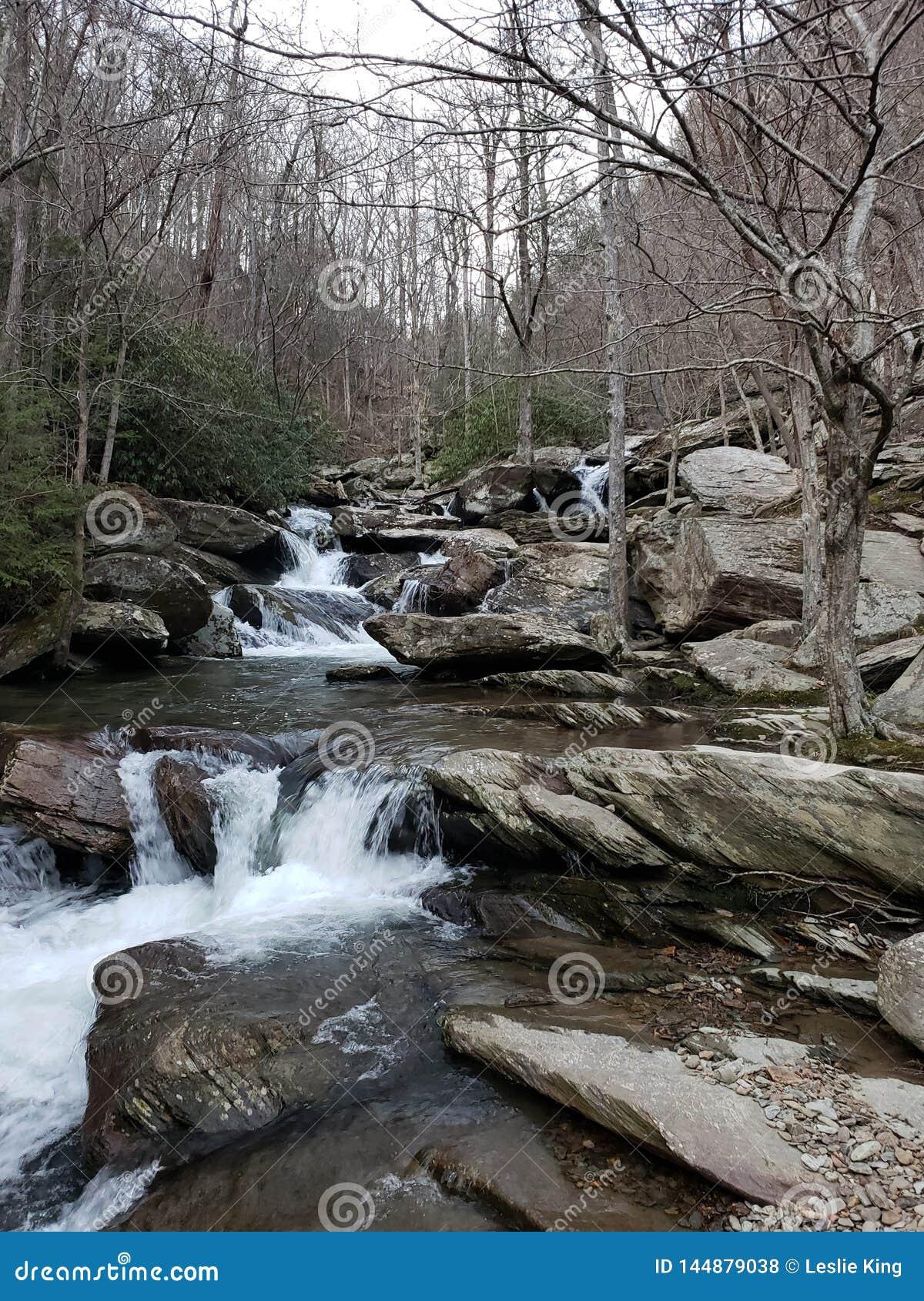 Le bruit d une cascade peut apaiser l âme