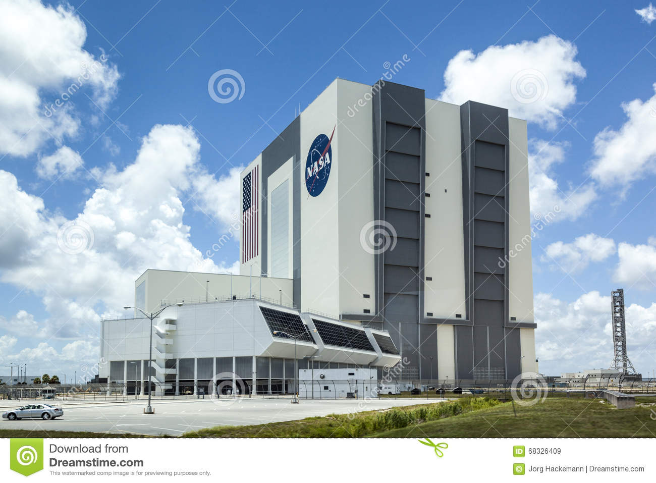 Le b timent d 39 assembl e de v hicule la nasa kennedy for Image batiment