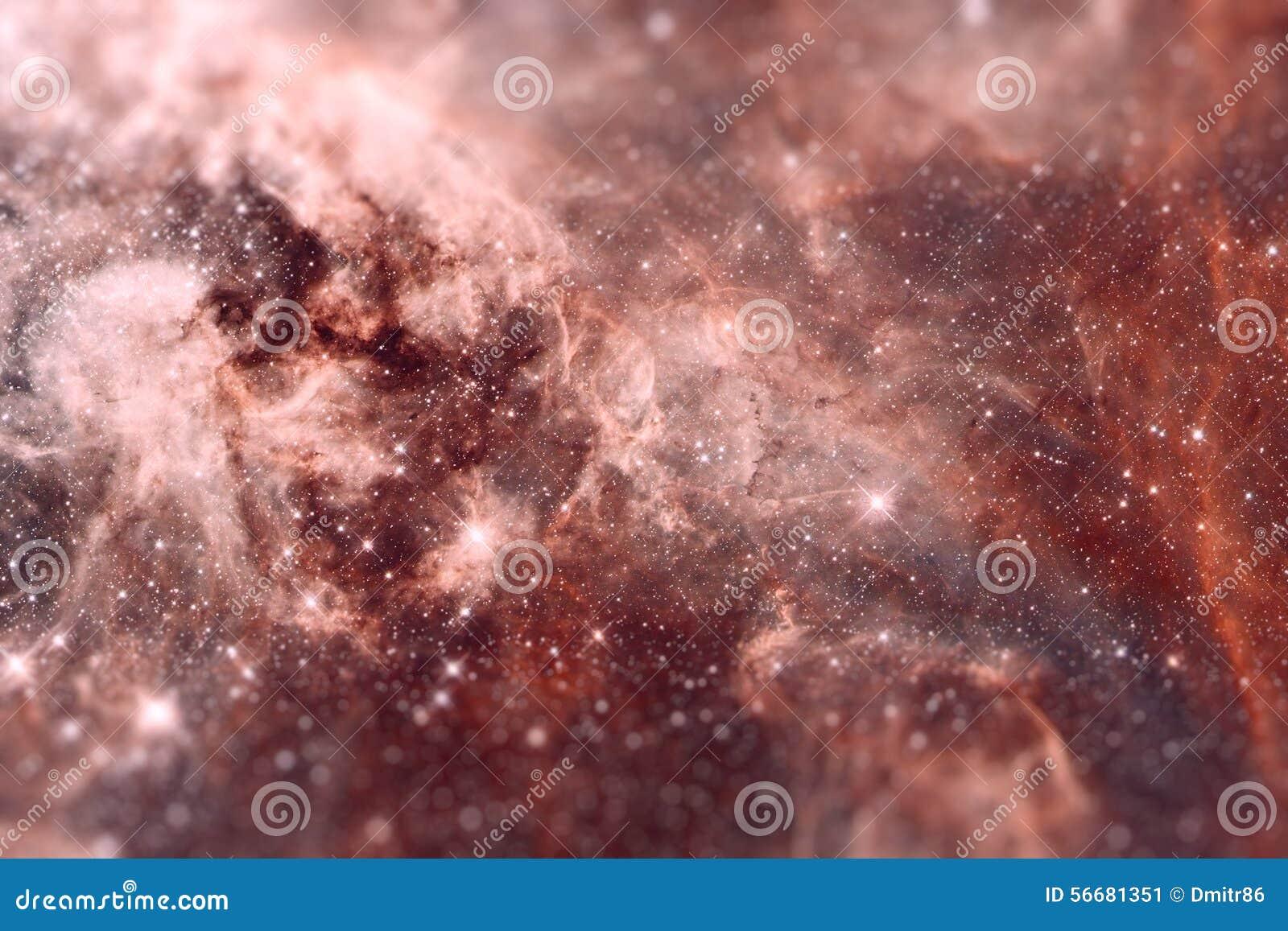 Le bugie di Doradus di regione 30 nella galassia della Grande Nube di Magellano