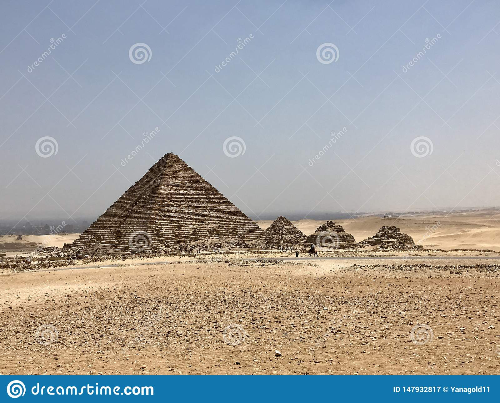 Le Caire Pyramyds