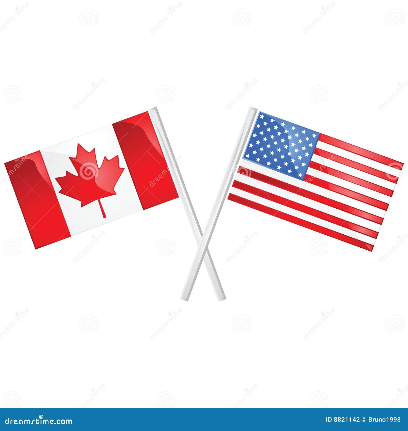 Le Canada Etats-Unis