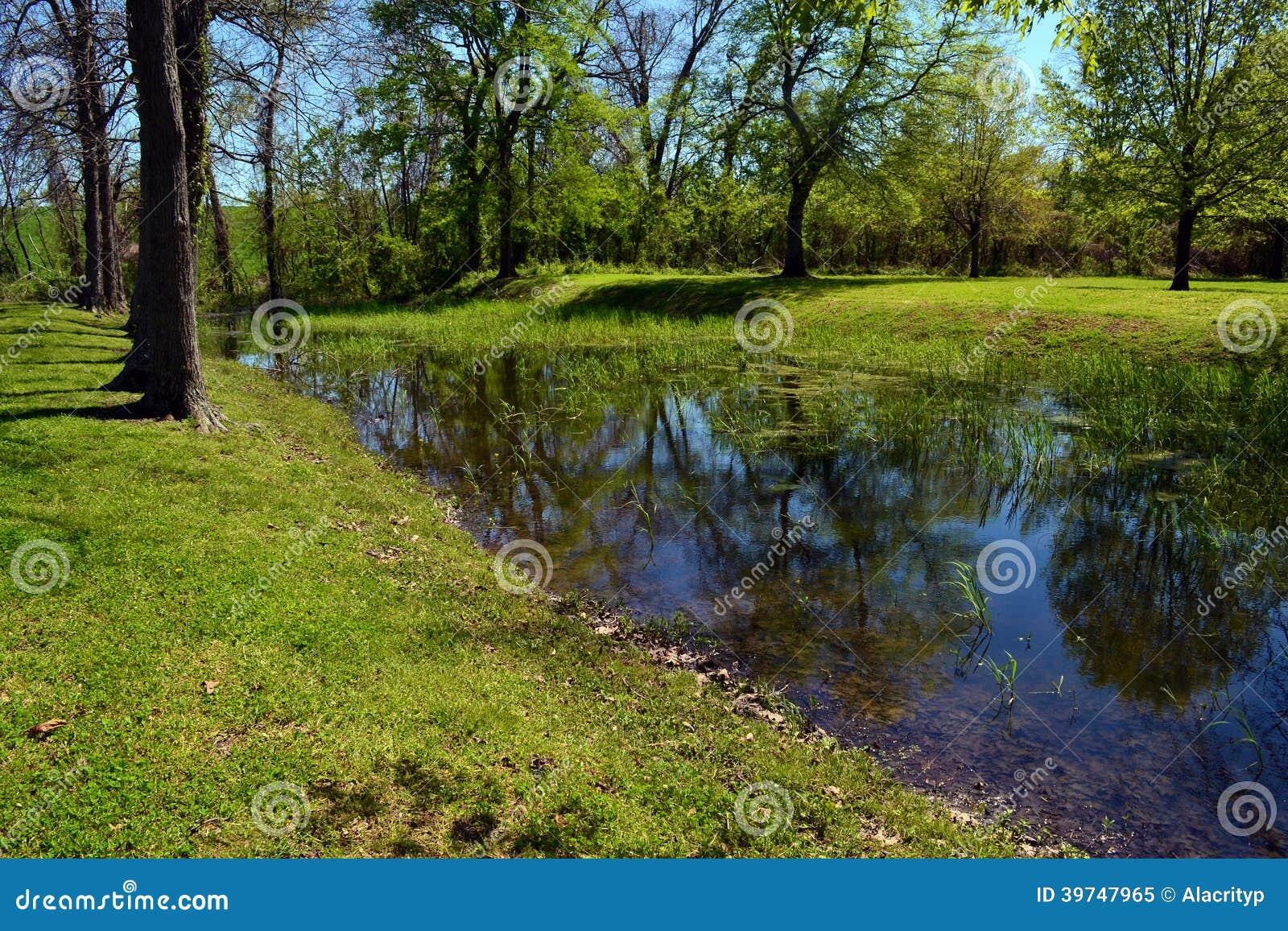 Le canal de Grant