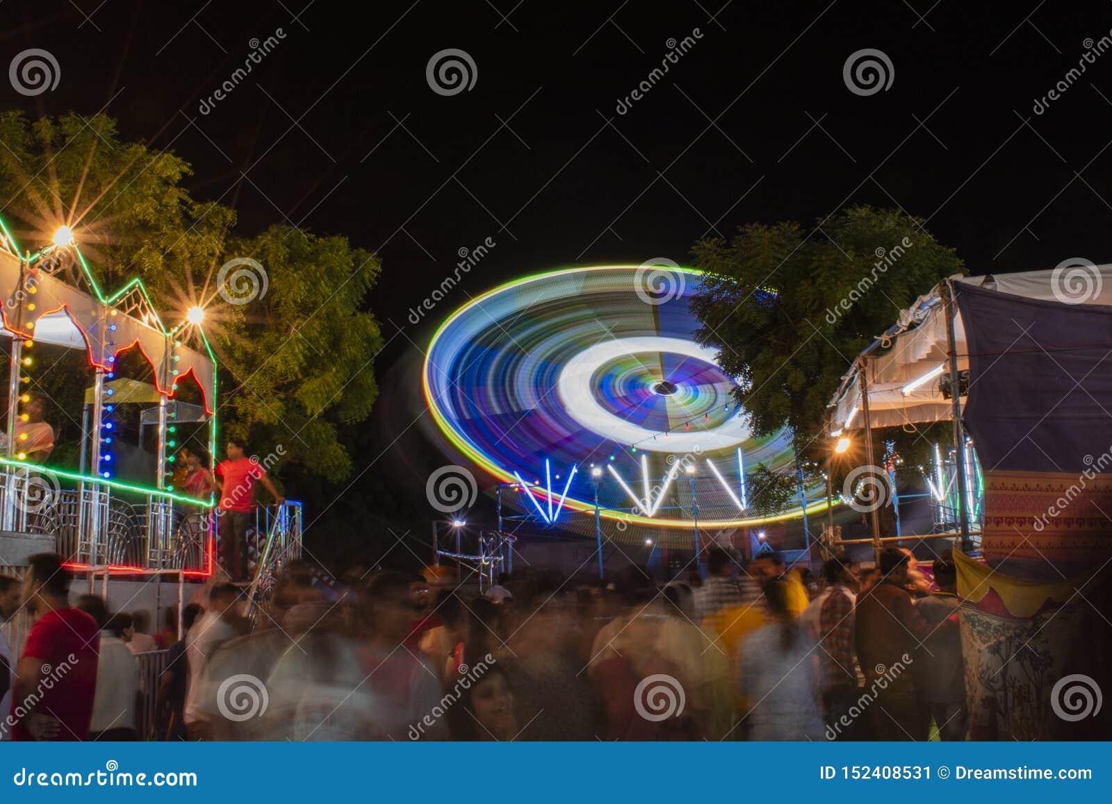 Le carnaval précipité