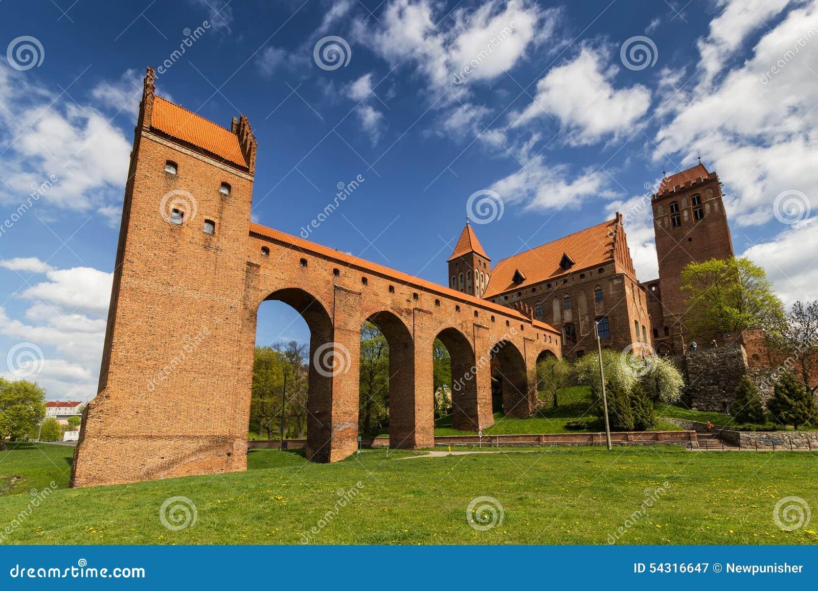 Le château dans Kwidzyn