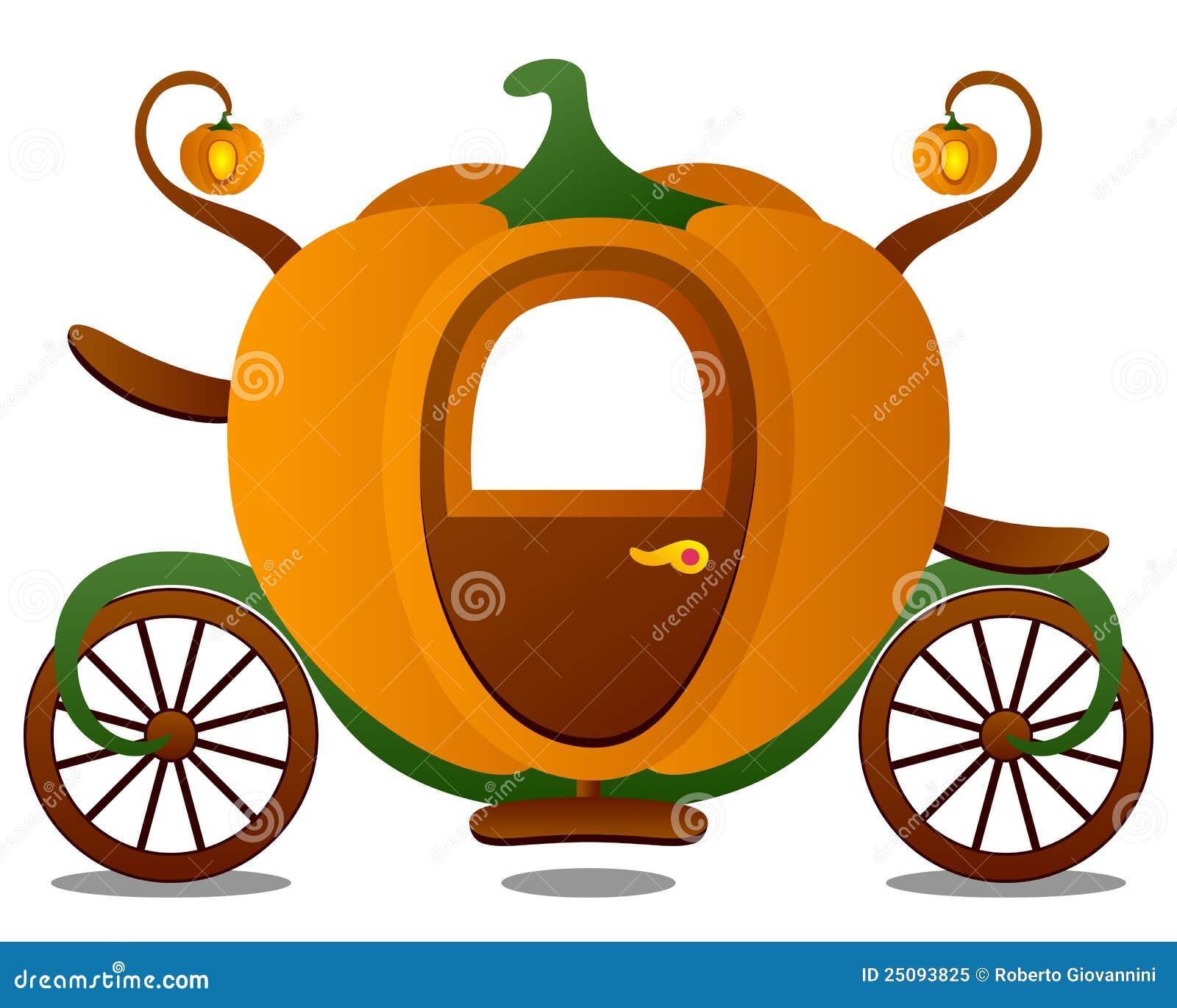Le chariot de Cendrillon