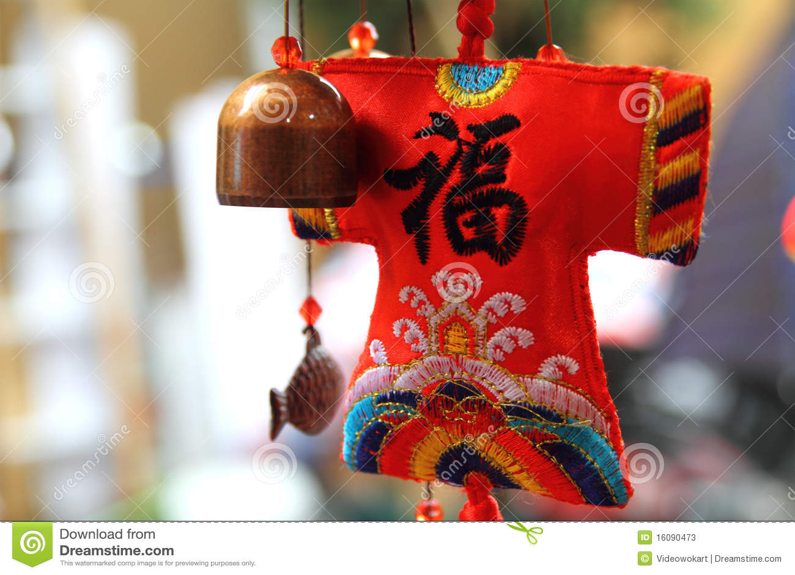 Le chinois traditionnel handcraft - le sachet