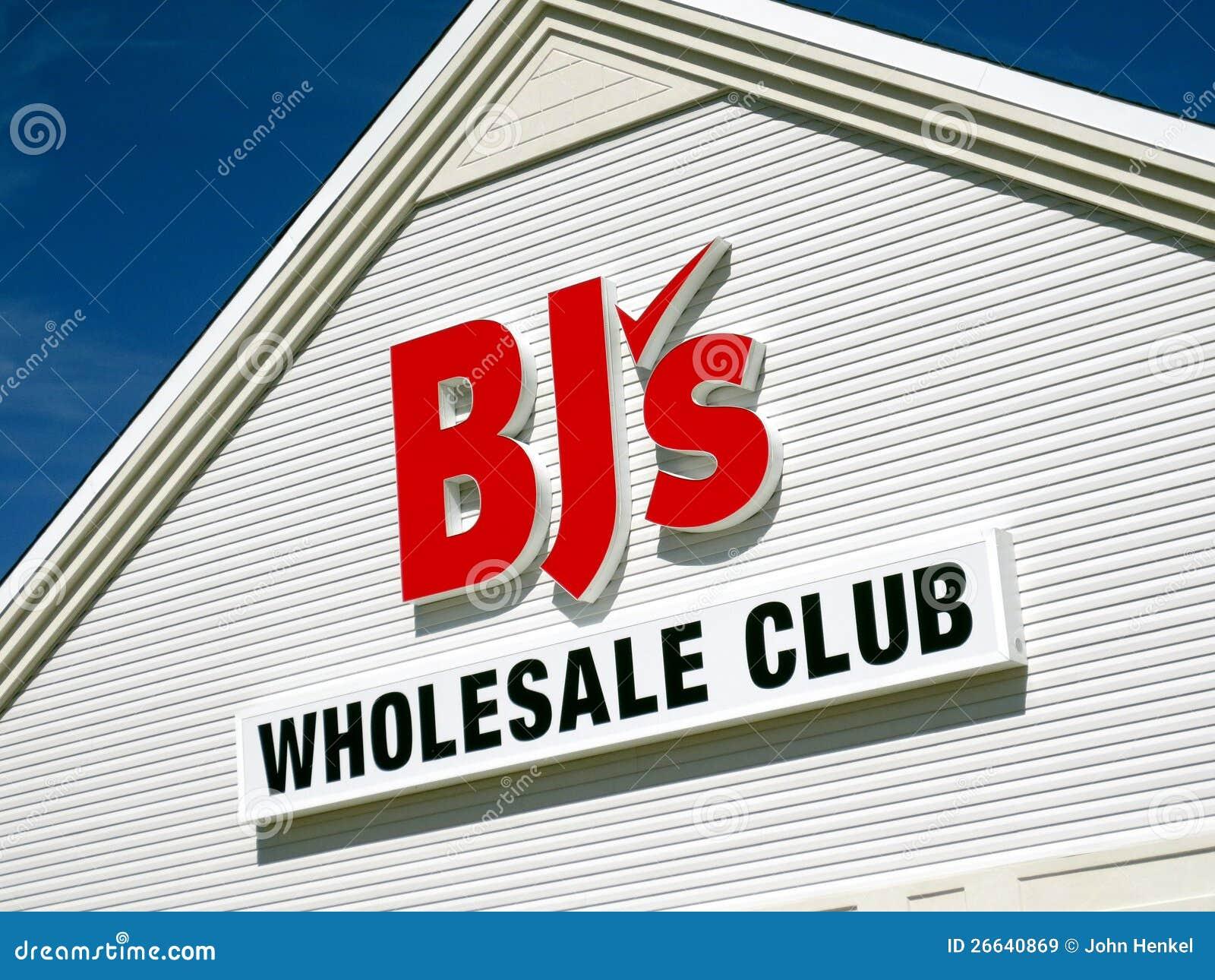 Le club en gros du BJ