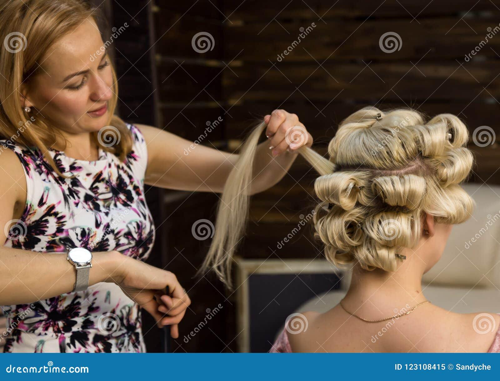 Coiffures de mariage dans les salons de rostov sur le don