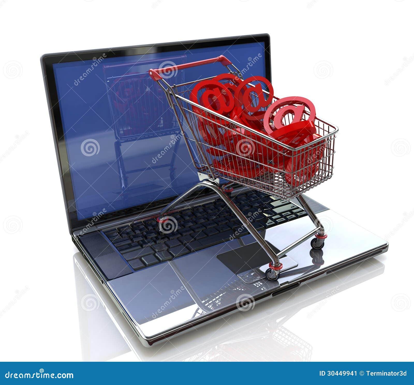 Le commerce d Internet