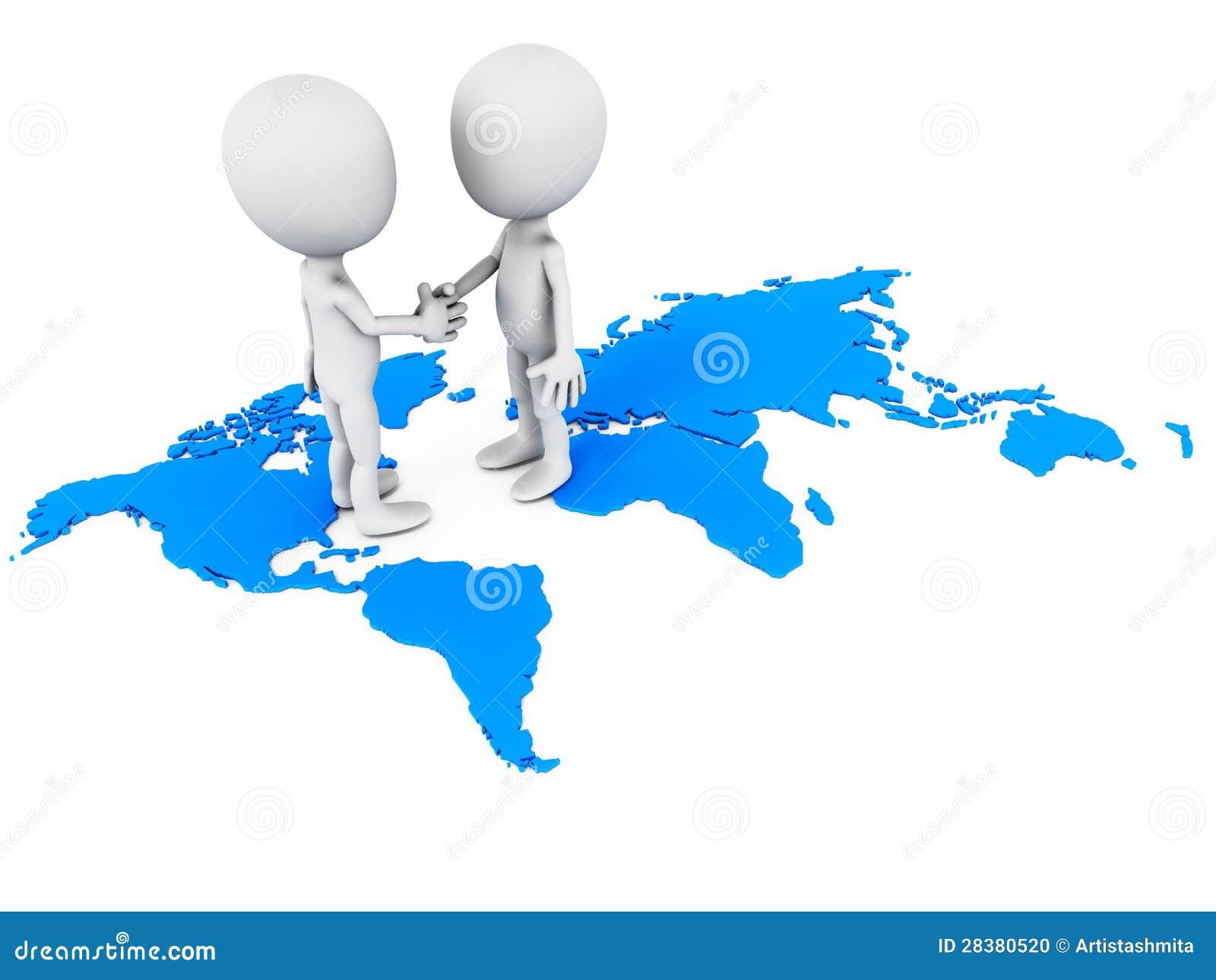 Le commerce global