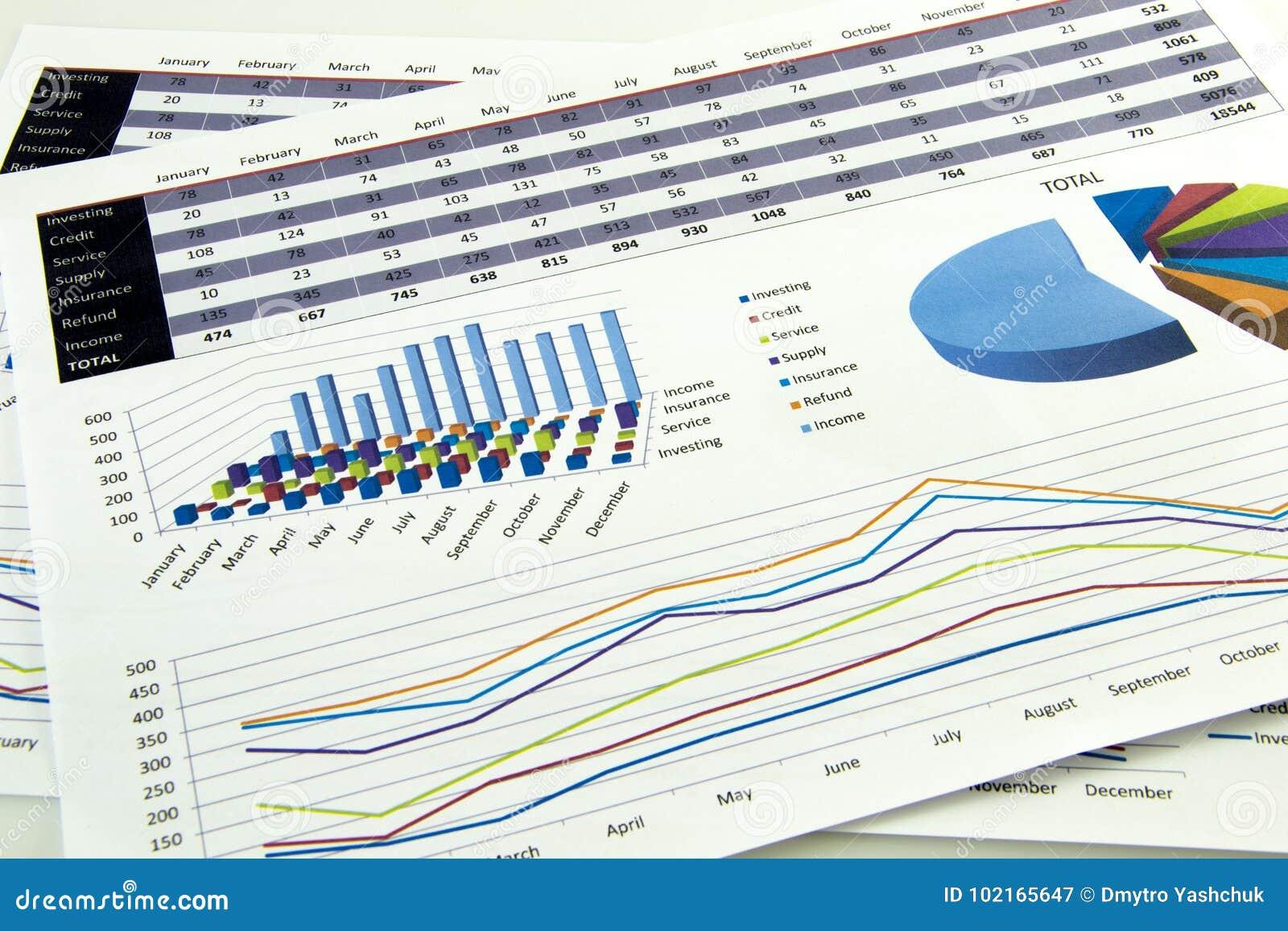 Le comptable vérifient l exactitude des relevés des compte financier  Comptabilité, concept de comptabilité