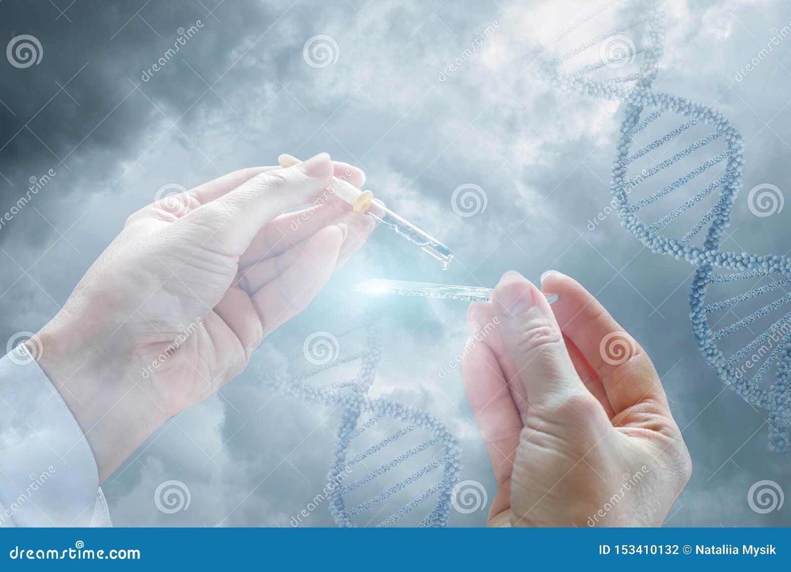 Le concept de l essai d ADN