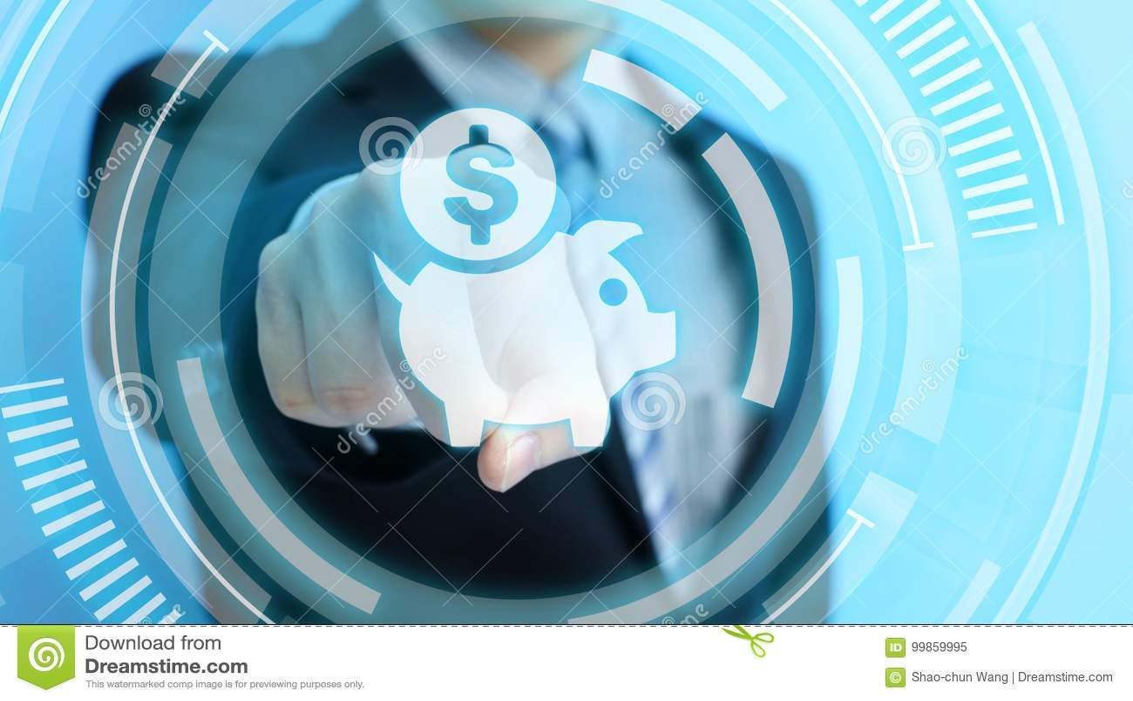 Le contact sauvent l icône d argent