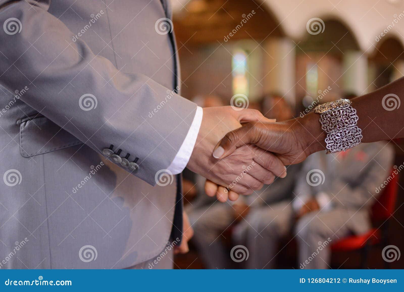 Le contrat de mariage formalisé a convenu