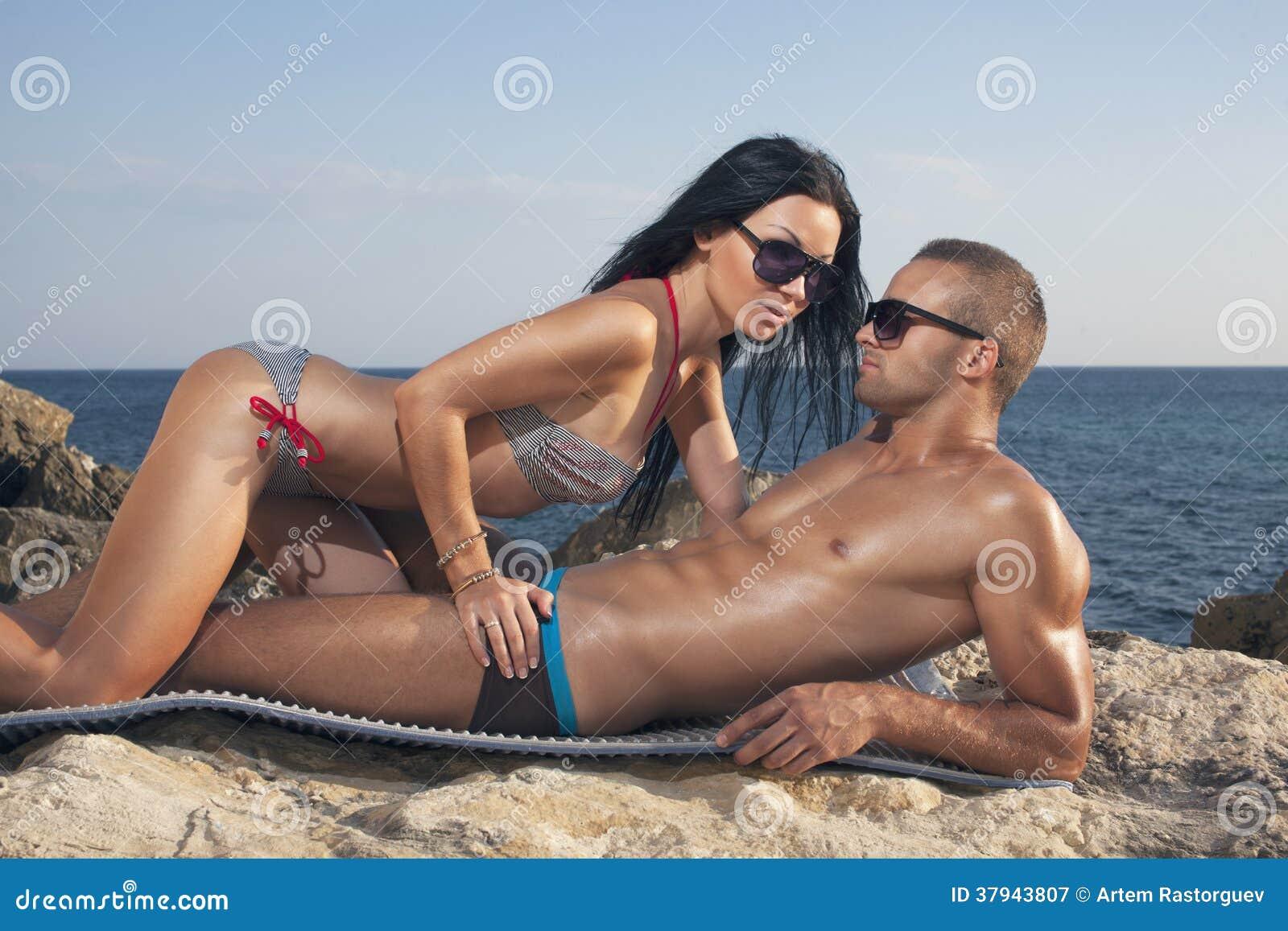 Quoi de sexe sur la plage