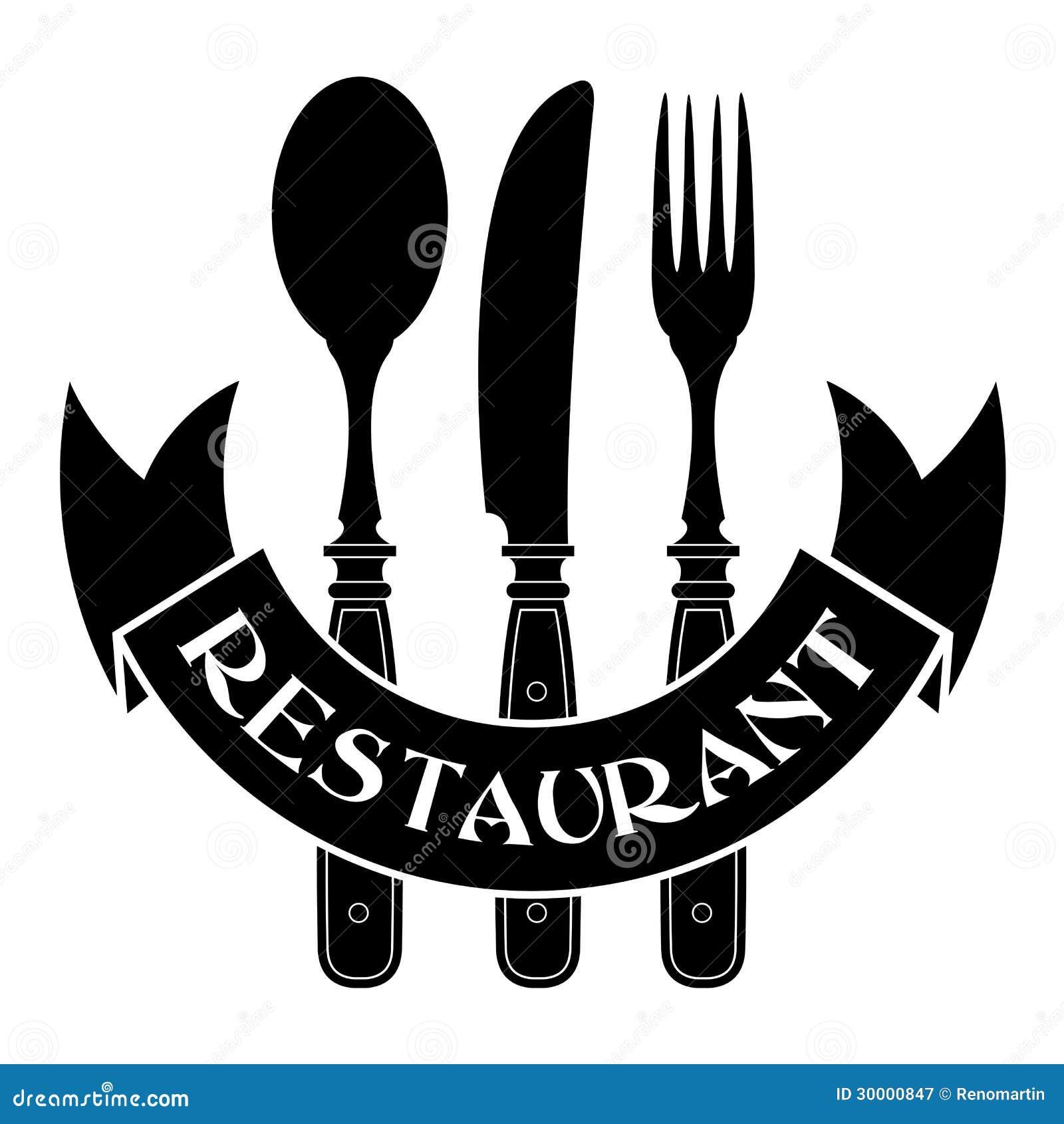 Couteau fourchette et cuill re joint de restaurant - Les petites assiettes la fourchette ...