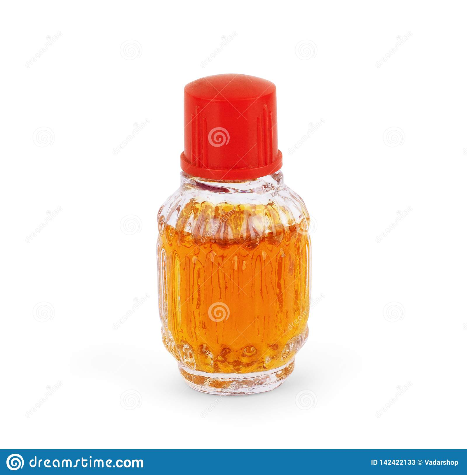 Le cru que les vieilles bouteilles en verre de mode d Oud arabe aromatique huile le parfum avec Crystal Clear Ball Shape Dropper