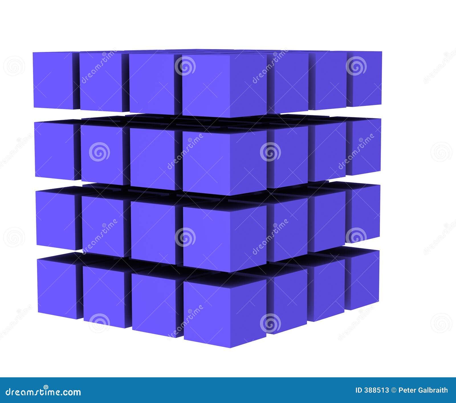 Le cube 3