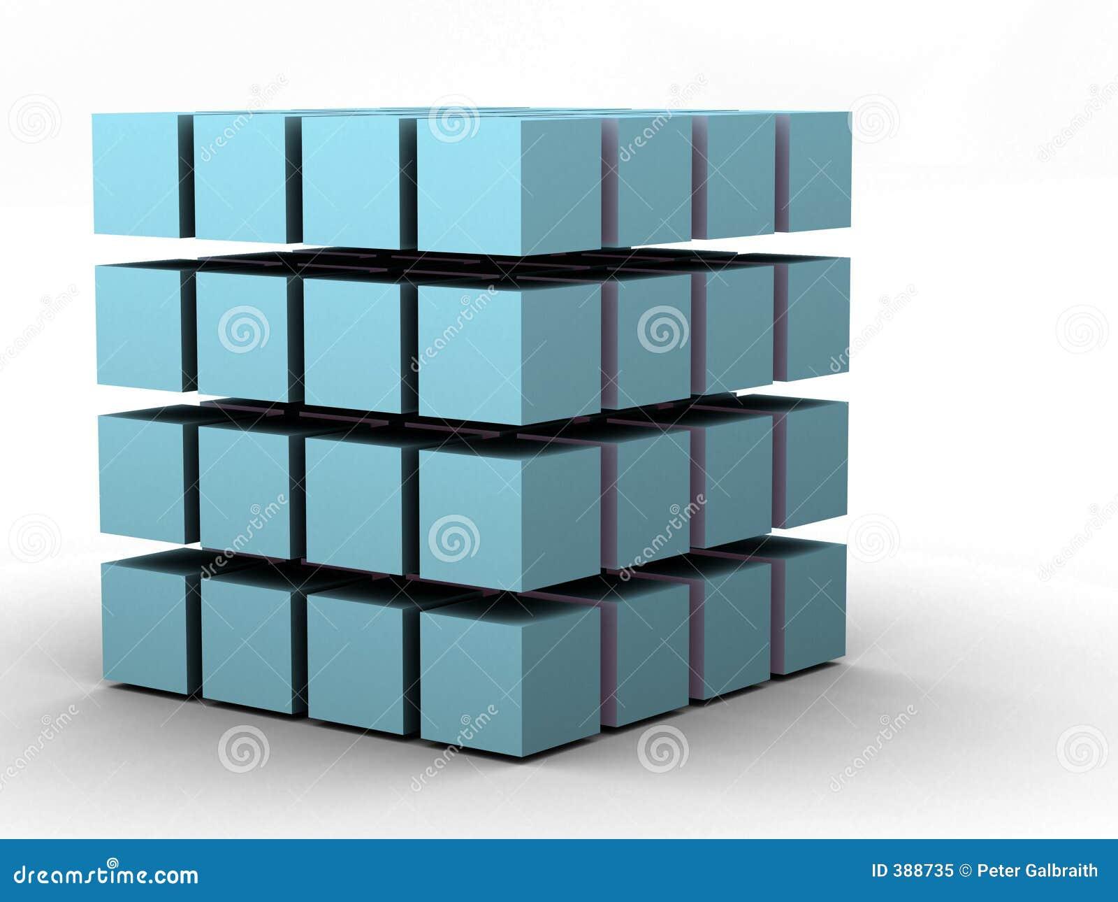 Le cube 4