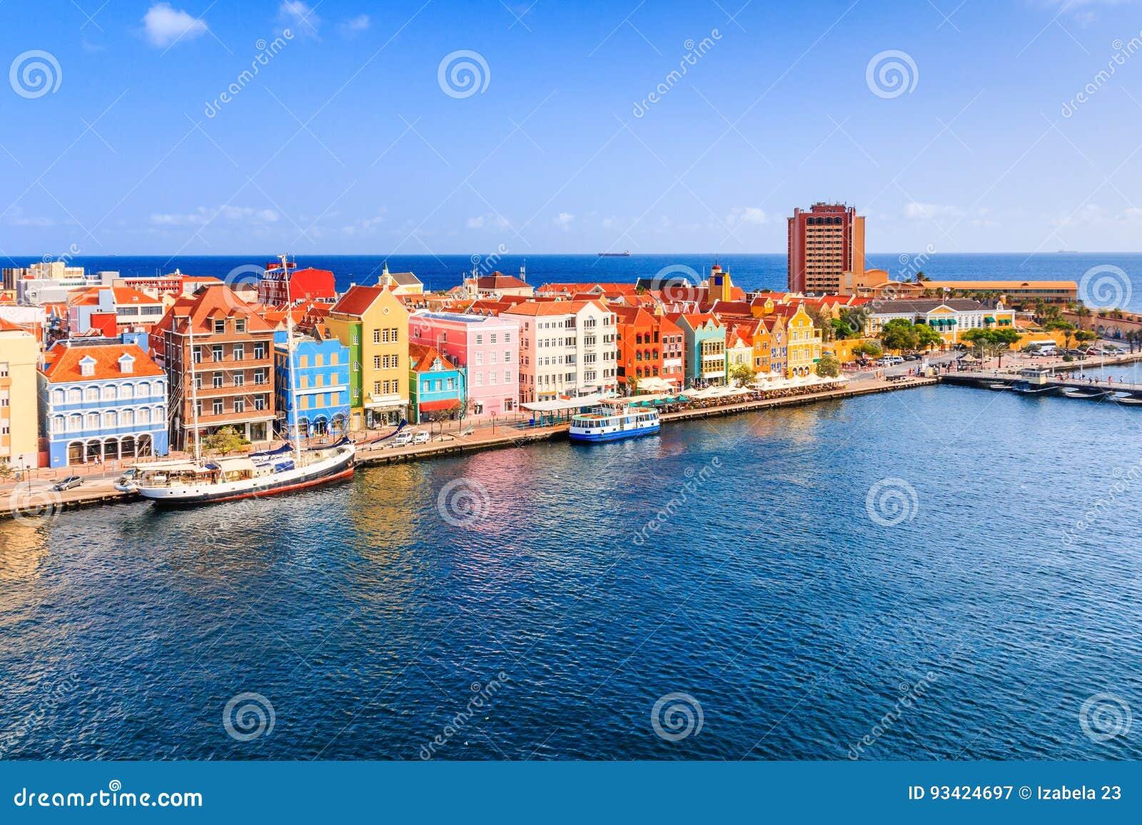 Le Curaçao, Antilles néerlandaises