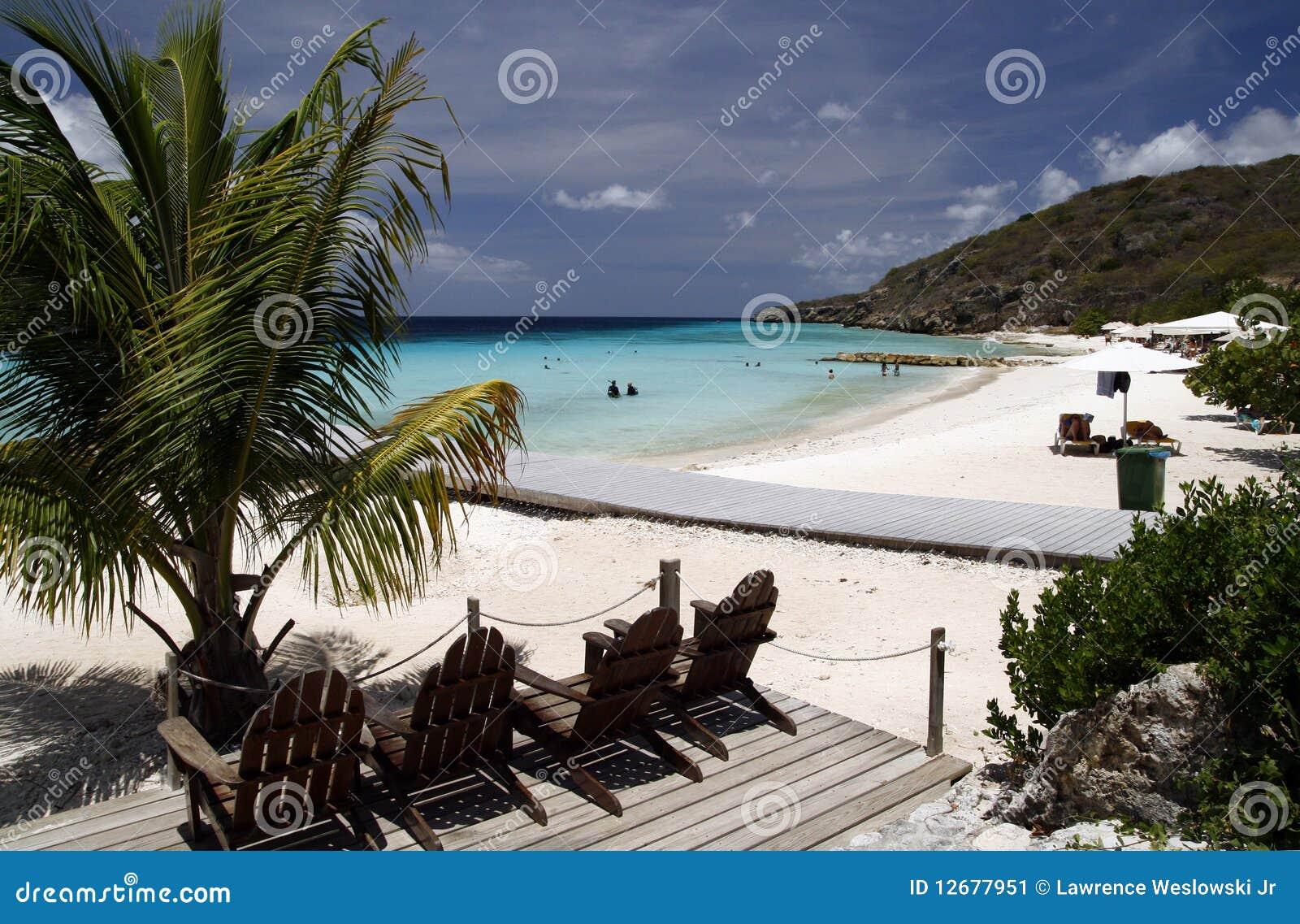 Le Curaçao - paradis de station balnéaire