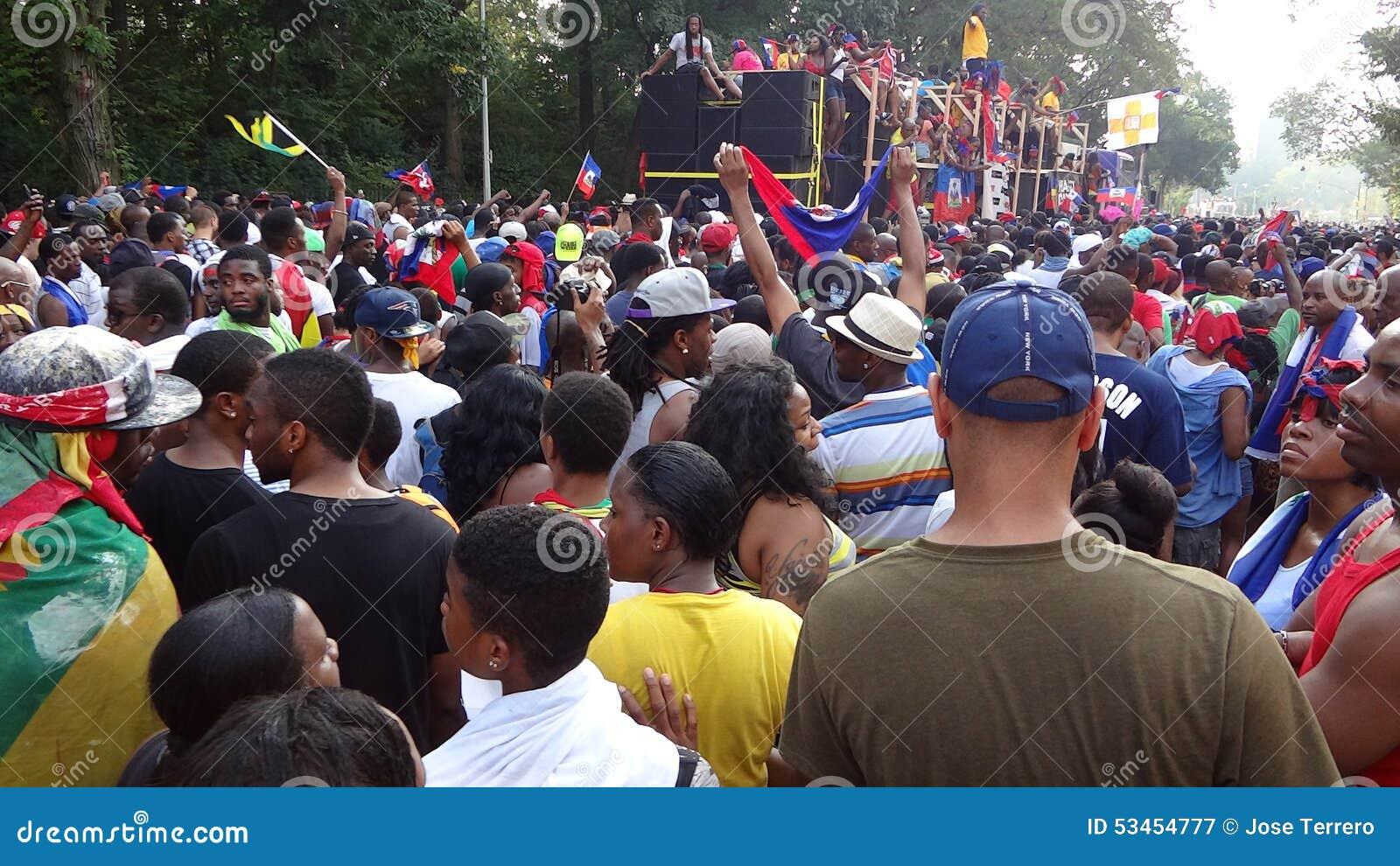 Le défilé 2013 indien occidental (de Fête du travail) 28