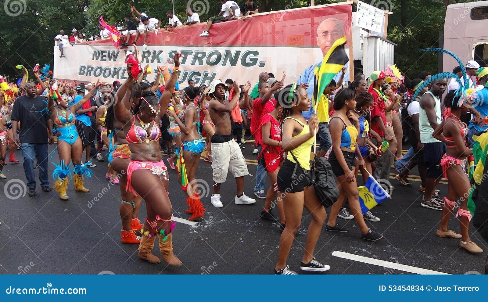 Le défilé 2013 indien occidental (de Fête du travail) 63