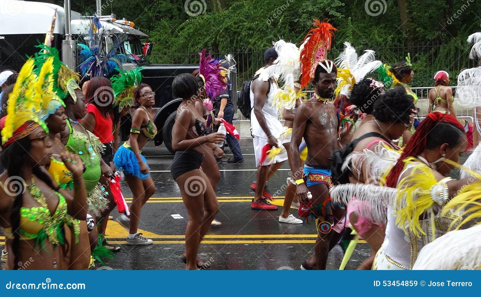 Le défilé 2013 indien occidental (de Fête du travail) 70