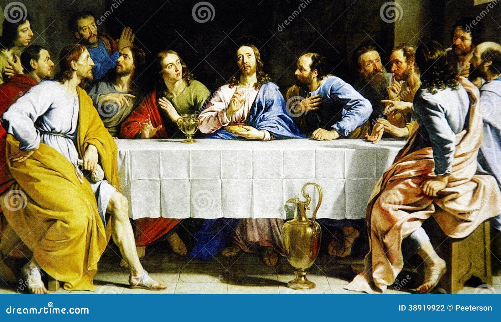 Le dernier dîner