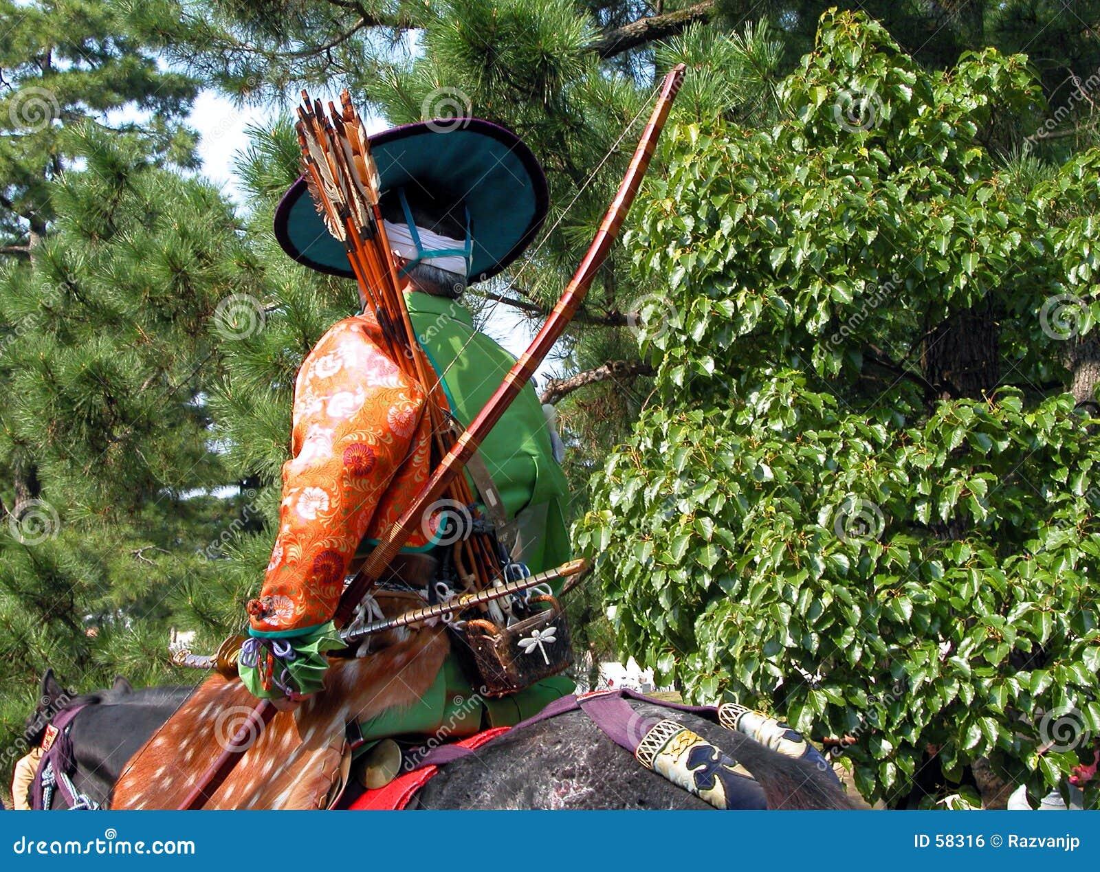 Le dernier samouraï? :)