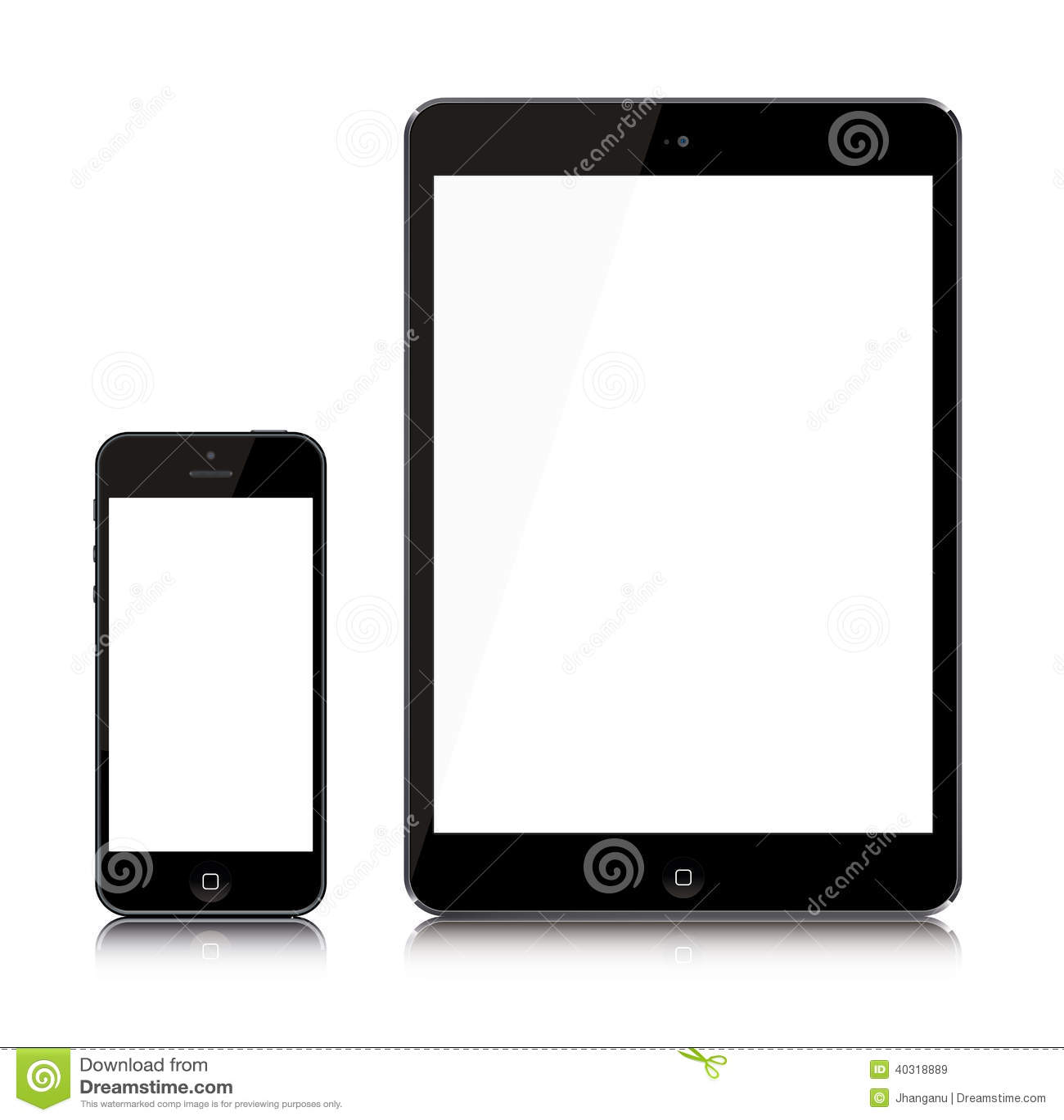 Le derniers iPad et iPhone