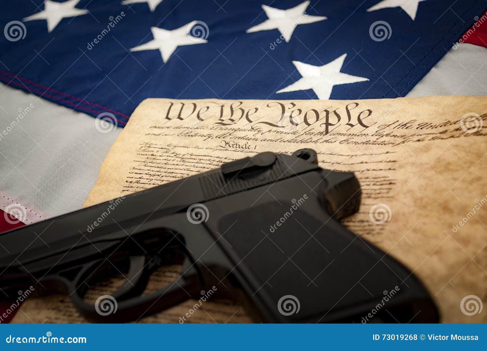 Le deuxième amendement