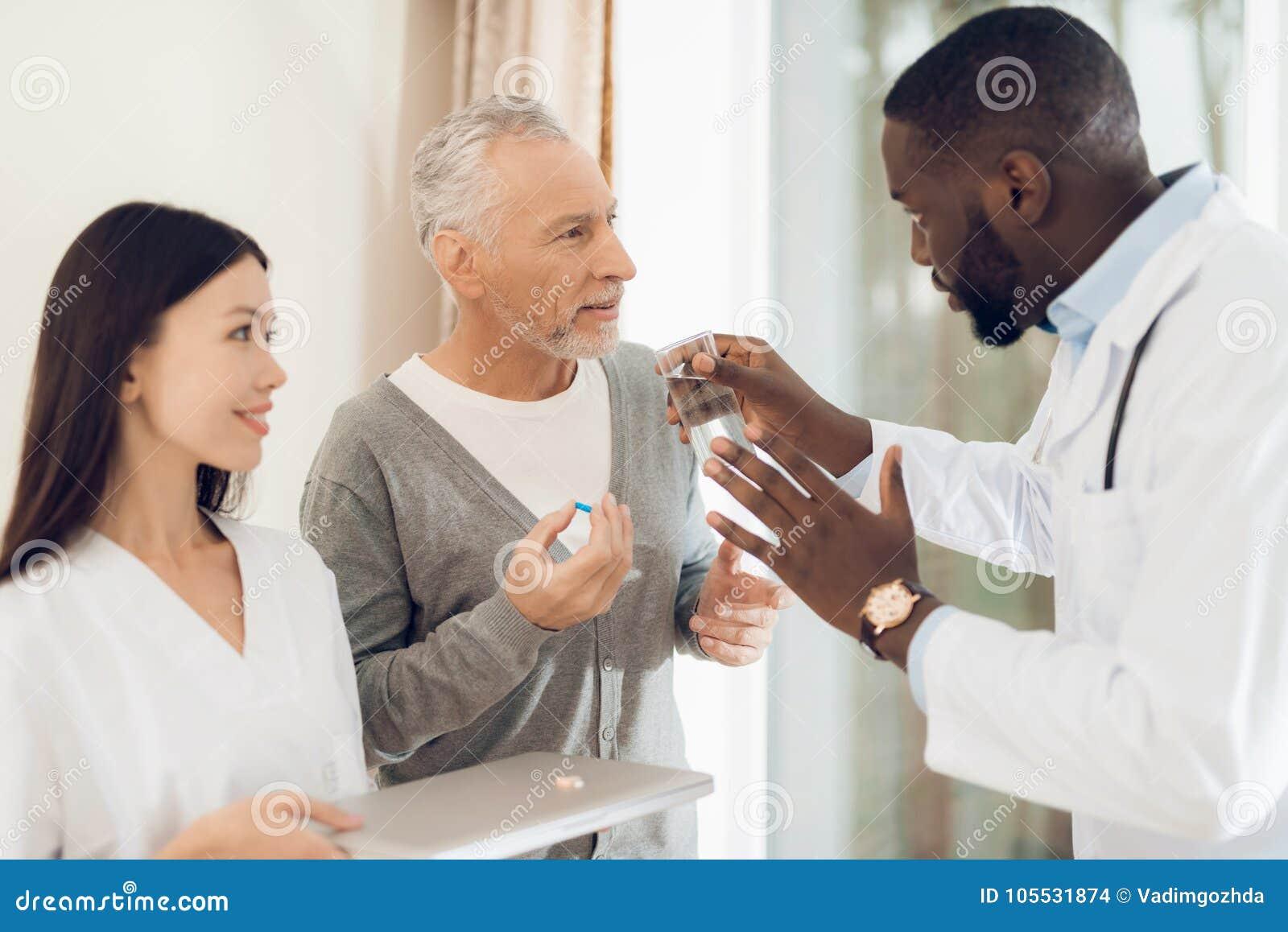 infirmière datant patient