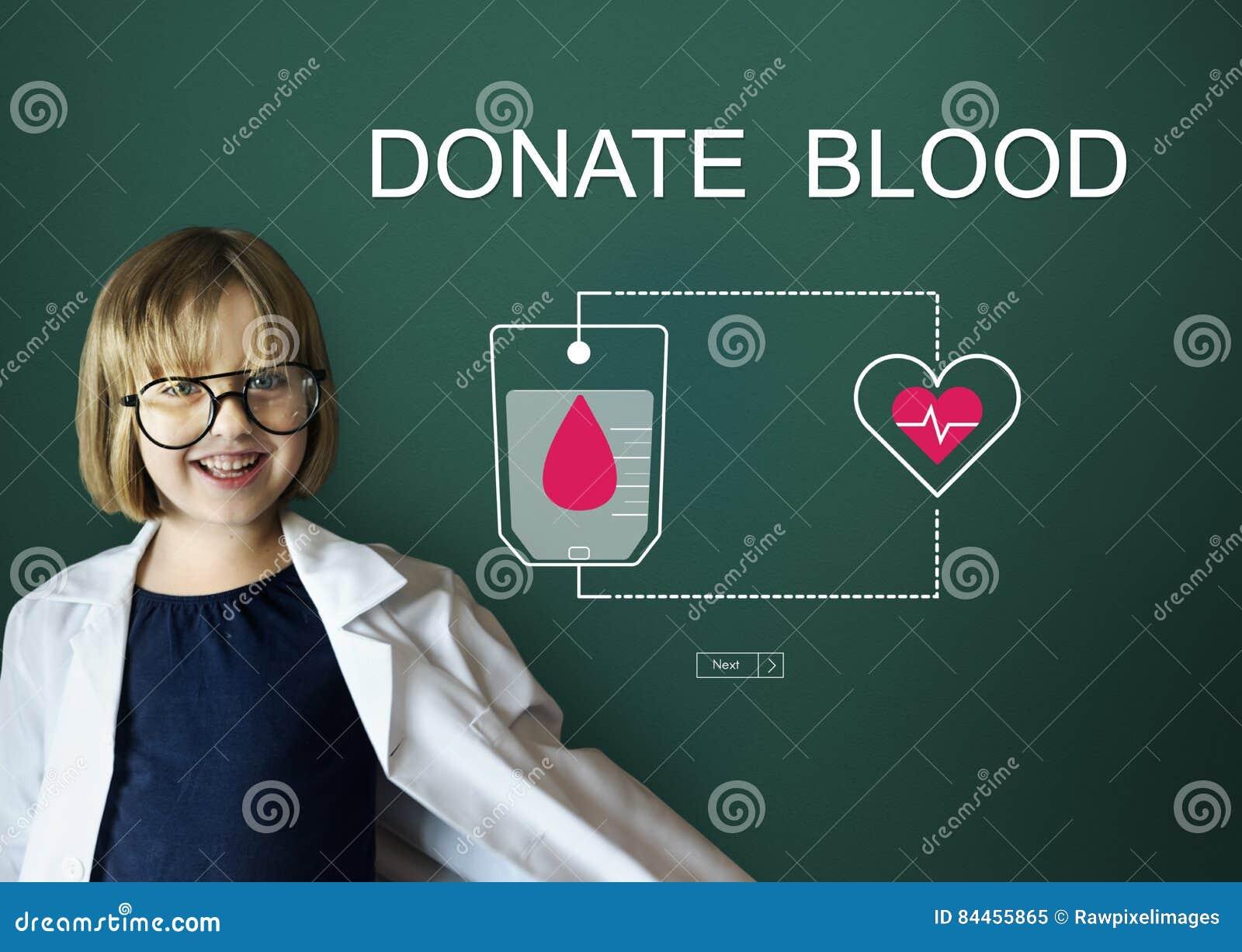 Le Don Du Sang Donnent La Transfusion De La Vie Partageant ...  Le Don Du Sang ...