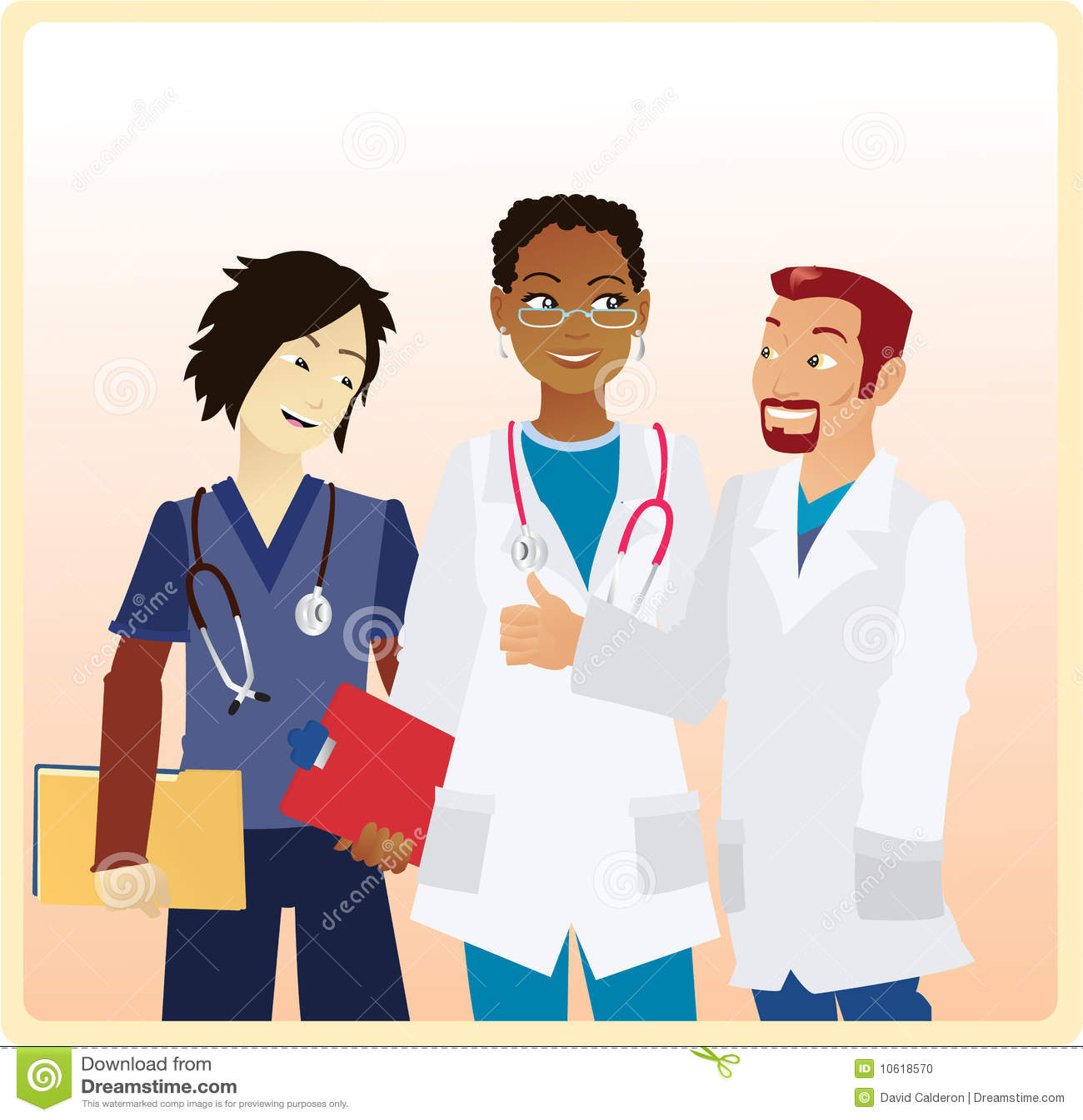 Le för doktorer