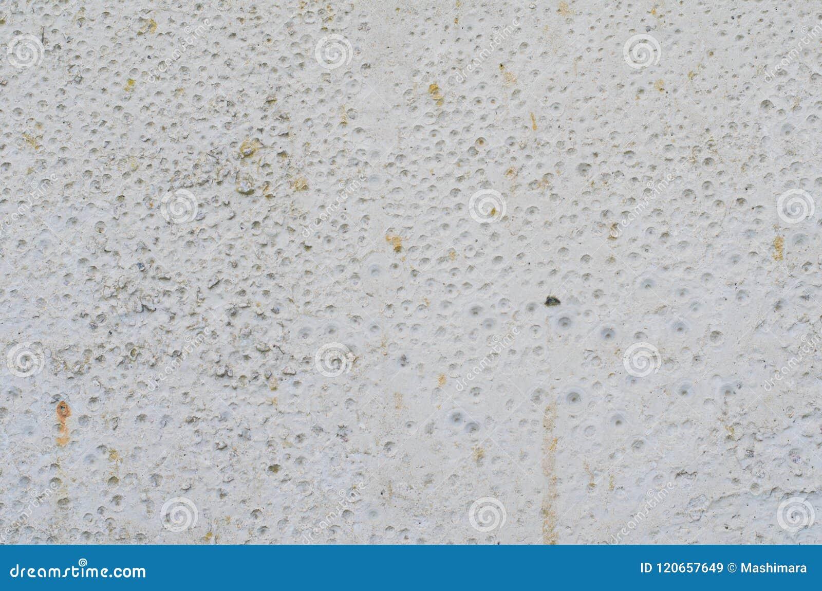 Enduit Blanc Mur Exterieur le fond d'un stuc blanc a enduit et a peint l'extérieur, la