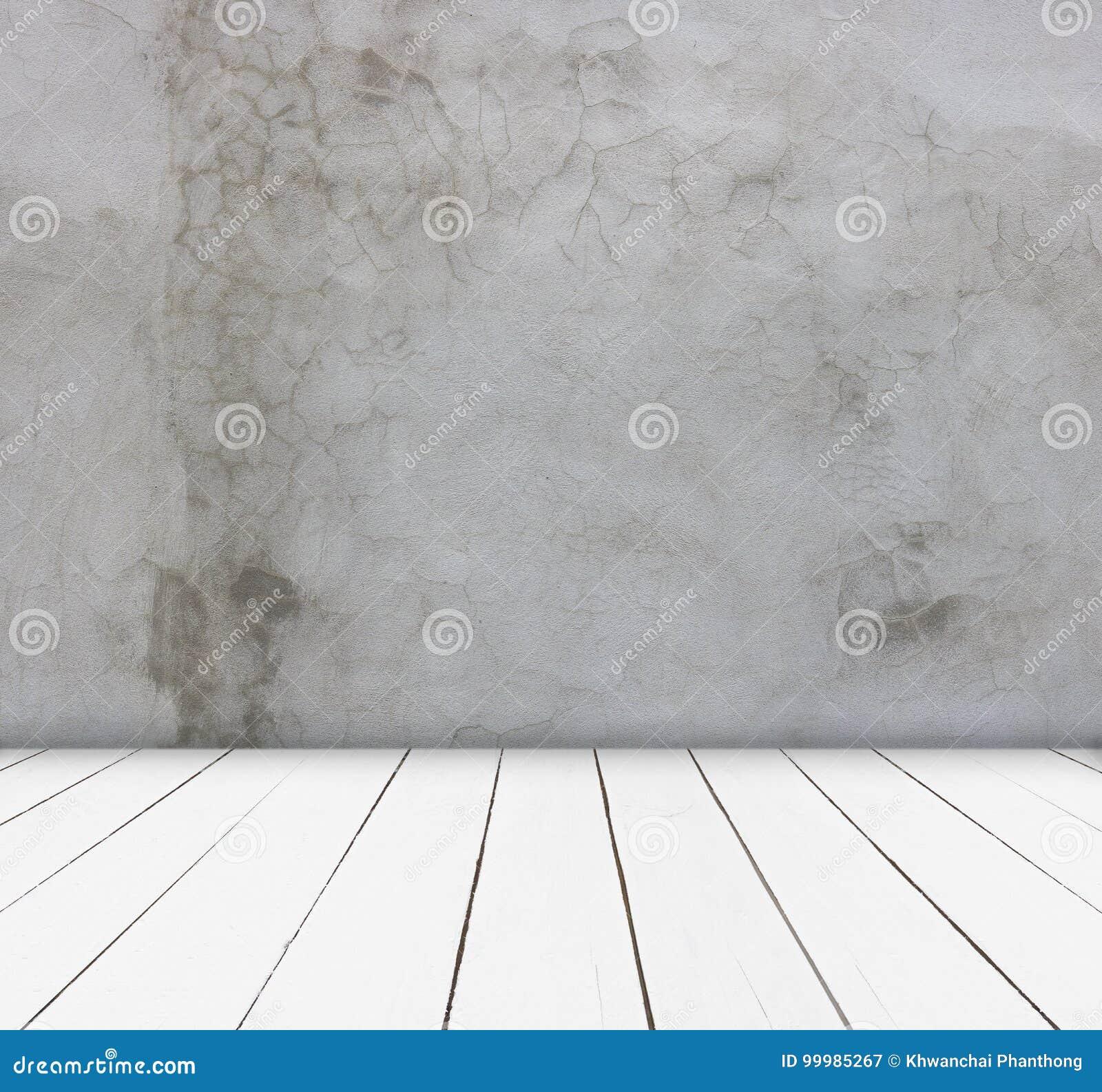 Le fond en bois de mur de table et de ciment peut être employé pour l affichage ou le montage vos produits
