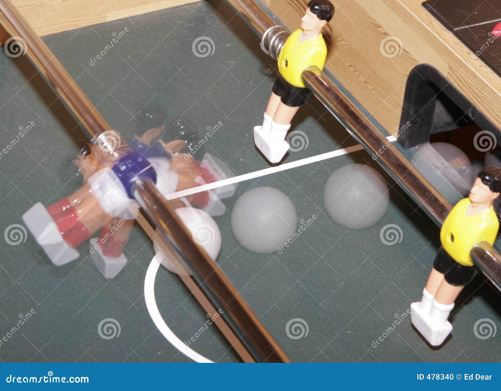 Le football de dessus de Tableau