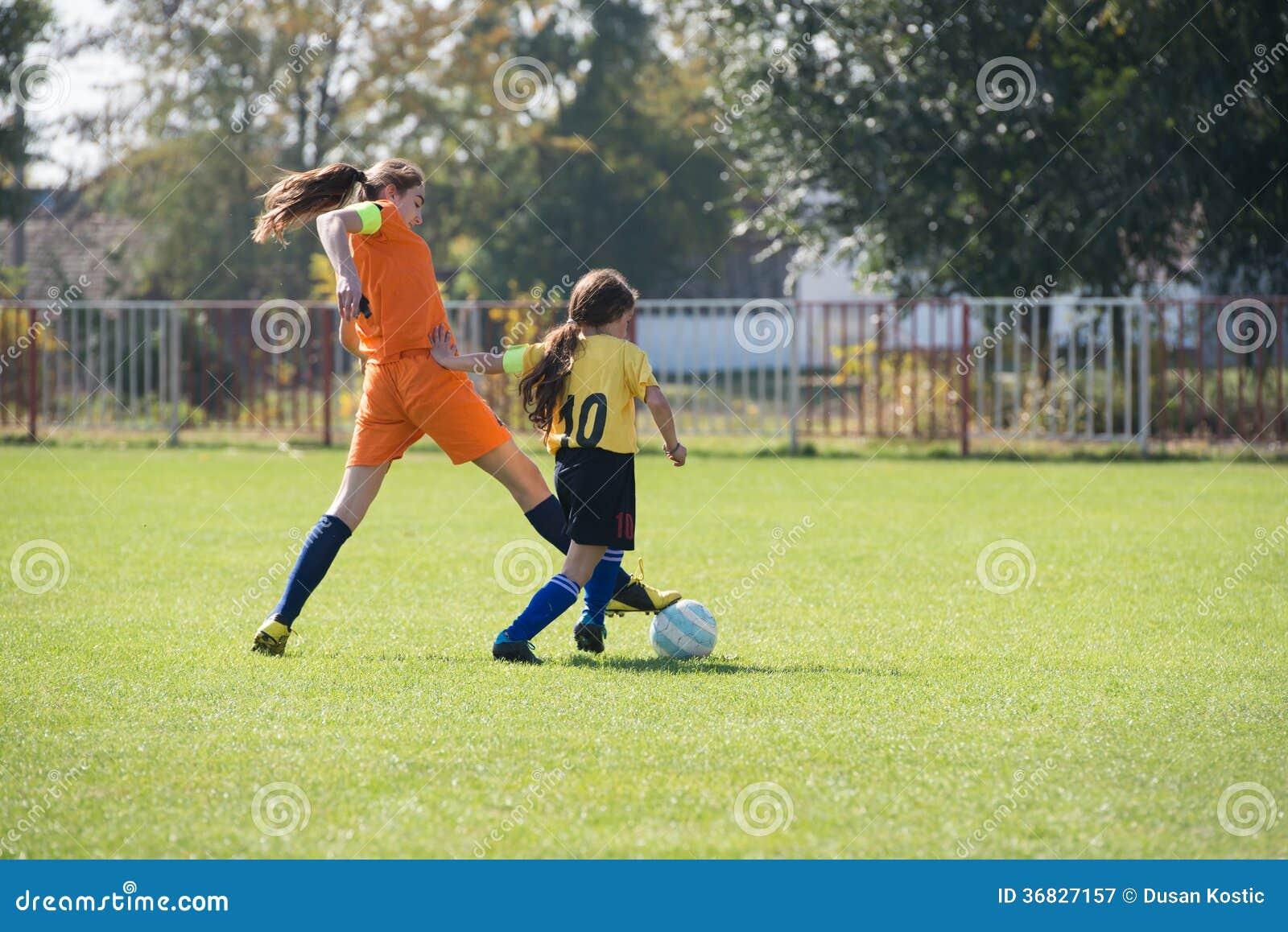 Le football de filles