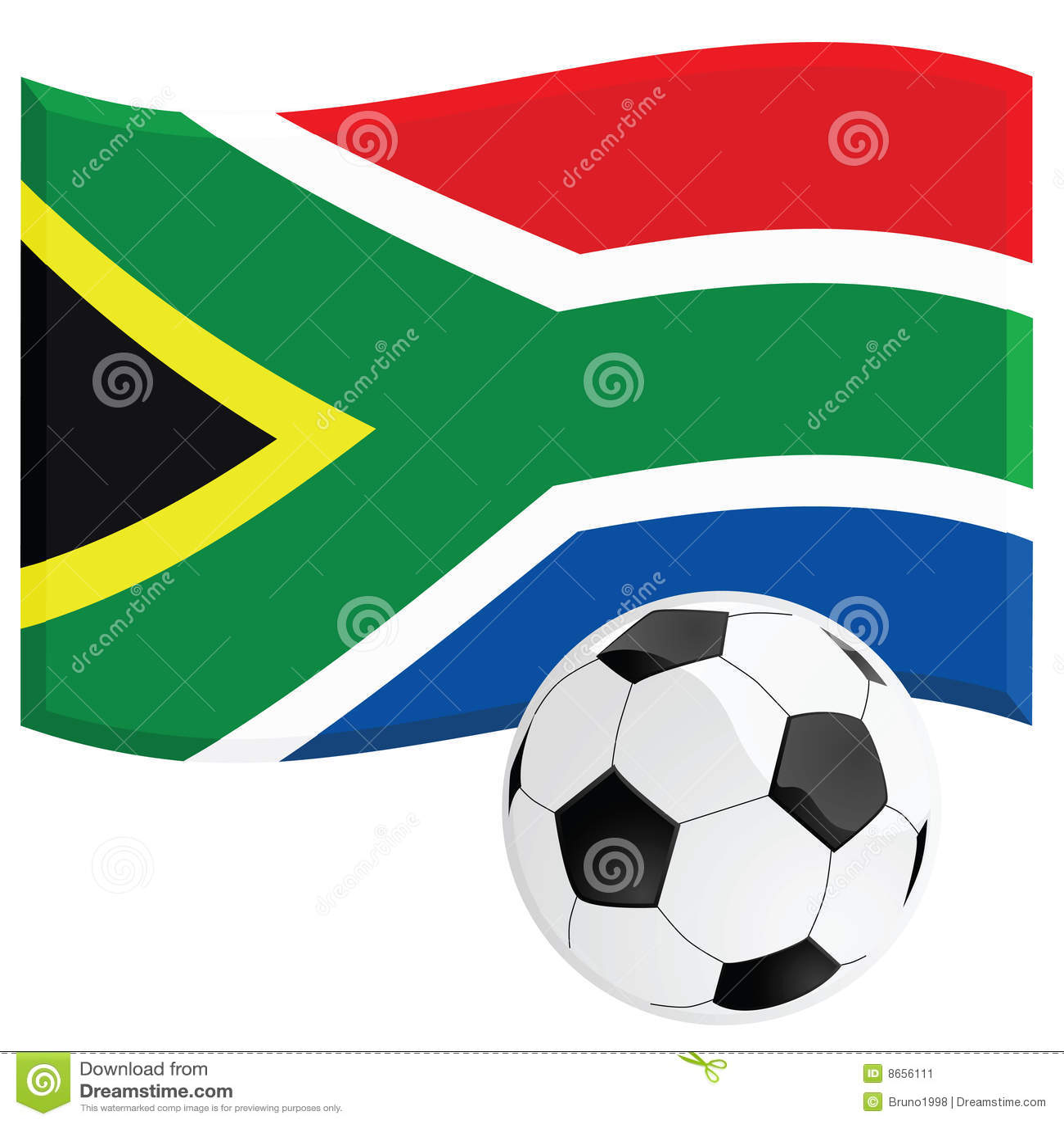Le football de l Afrique du sud