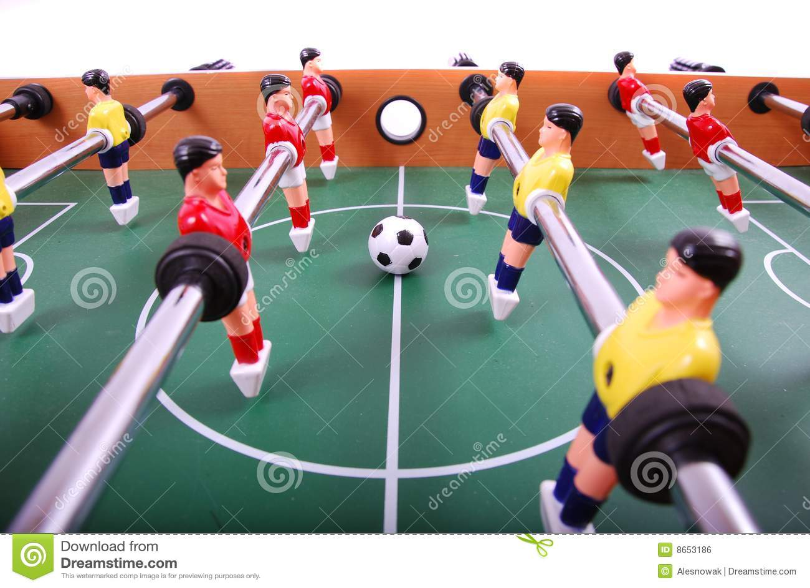 Le football de Tableau