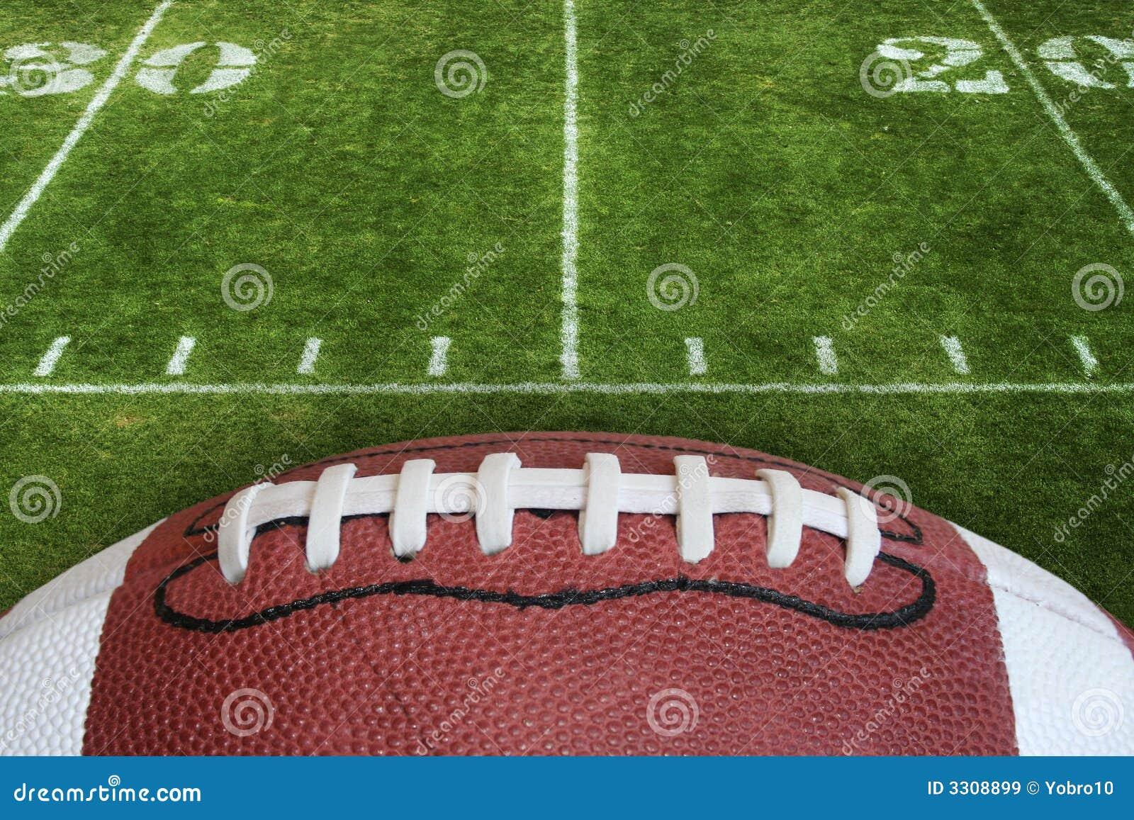 Le football et zone