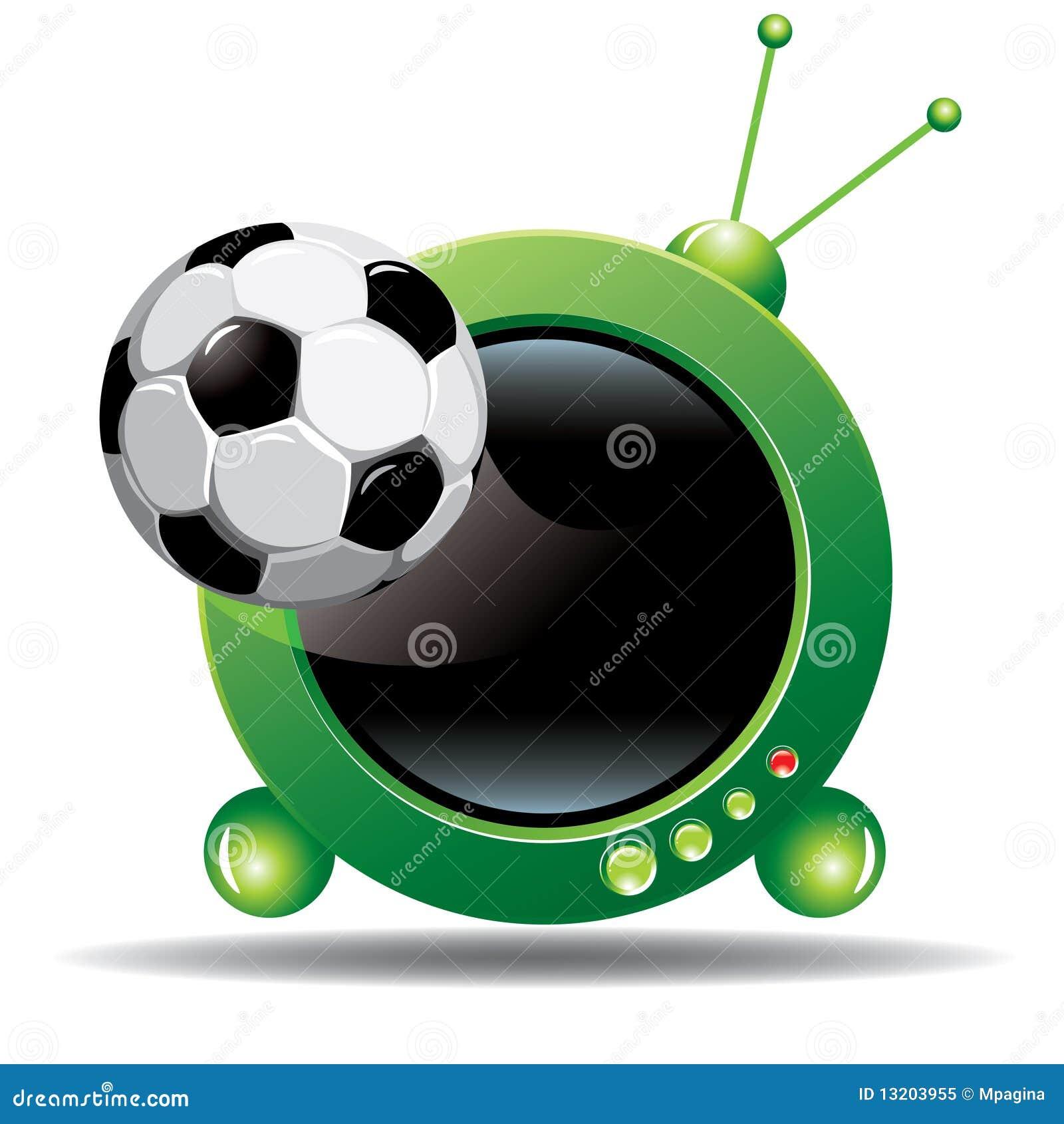 Le football TV