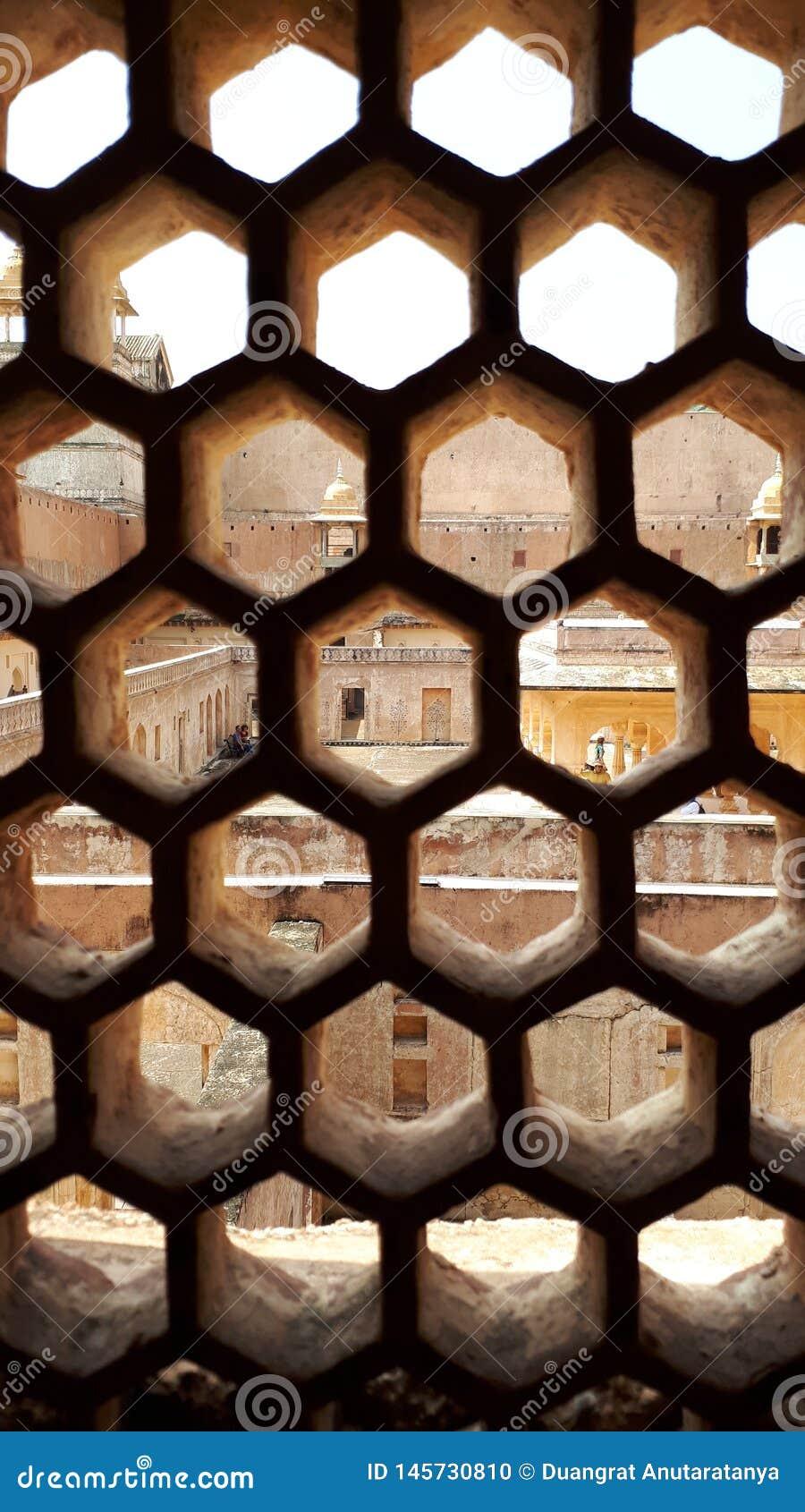 Le fort d ?gr? est un site de patrimoine mondial de l UNESCO ? ?gr? Inde, conception int?rieure, architecture mughal