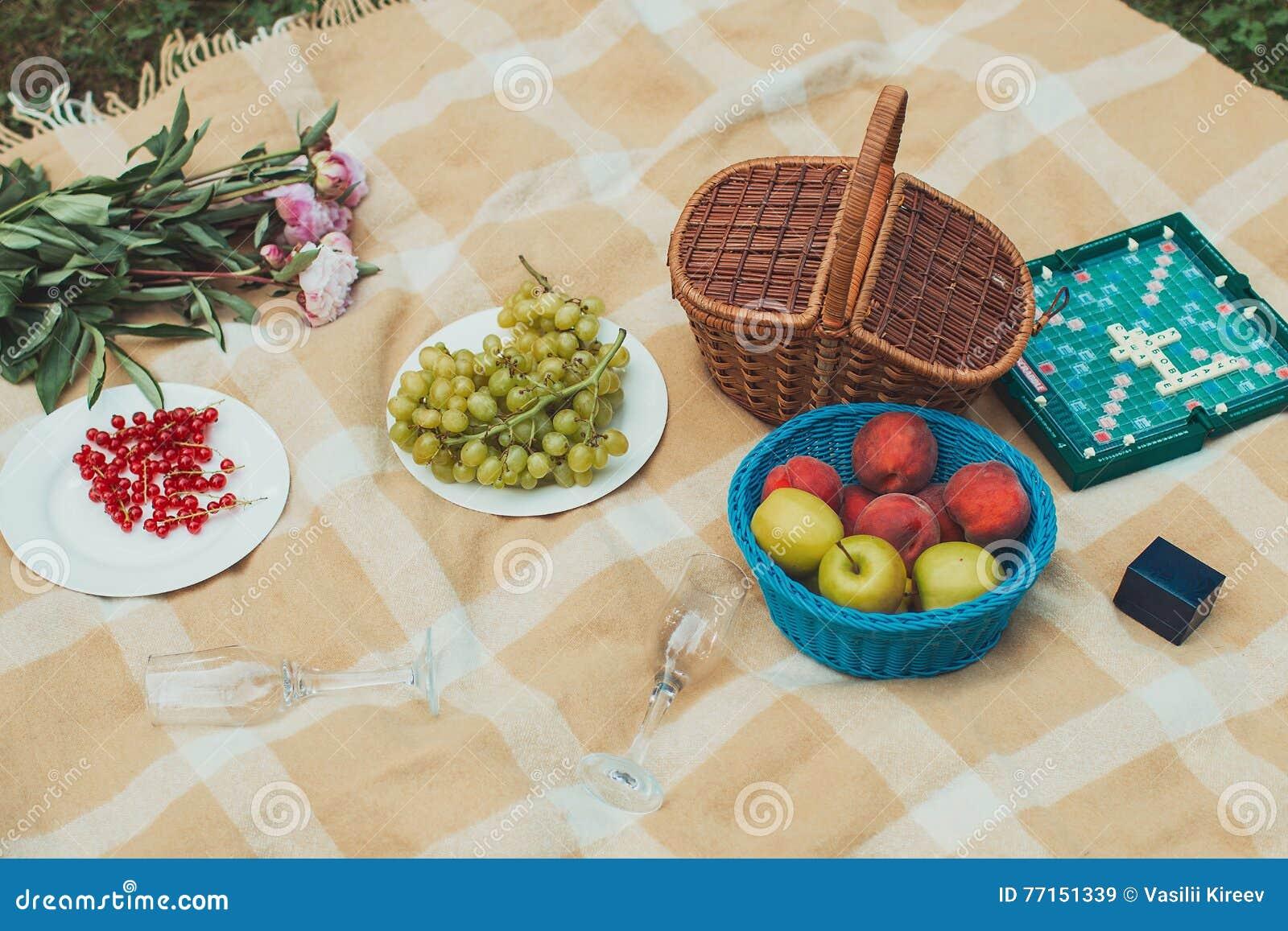 Le fruit sur la couverture