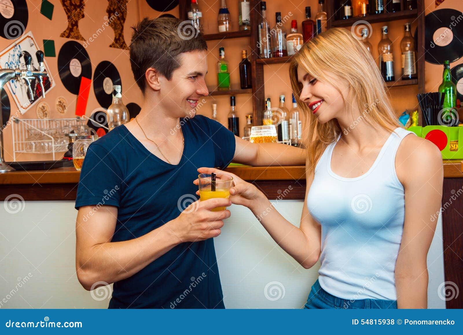 Garçon et fille rencontres photos