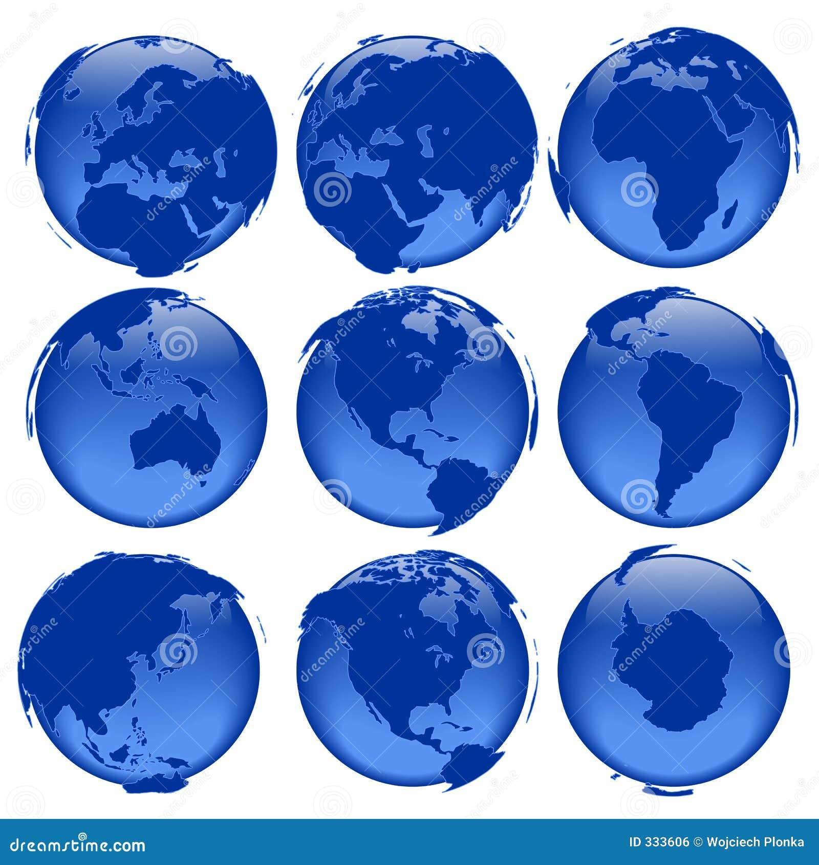 Le globe visualise #5